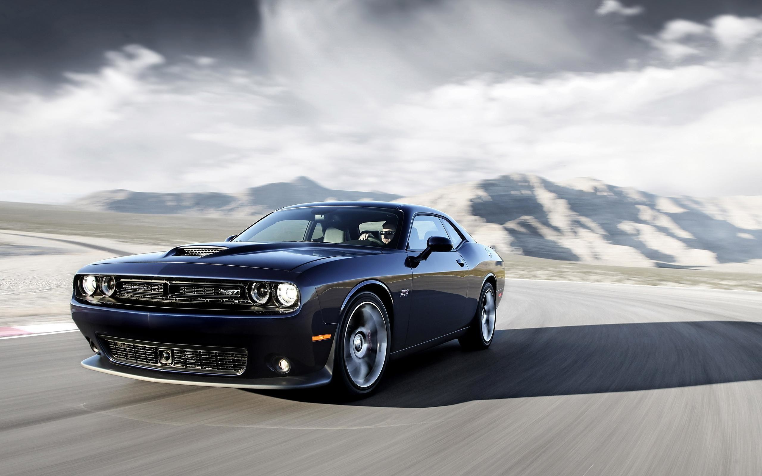 Res: 2560x1600, Dodge Challenger SRT Hellcat Wallpapers HD Download