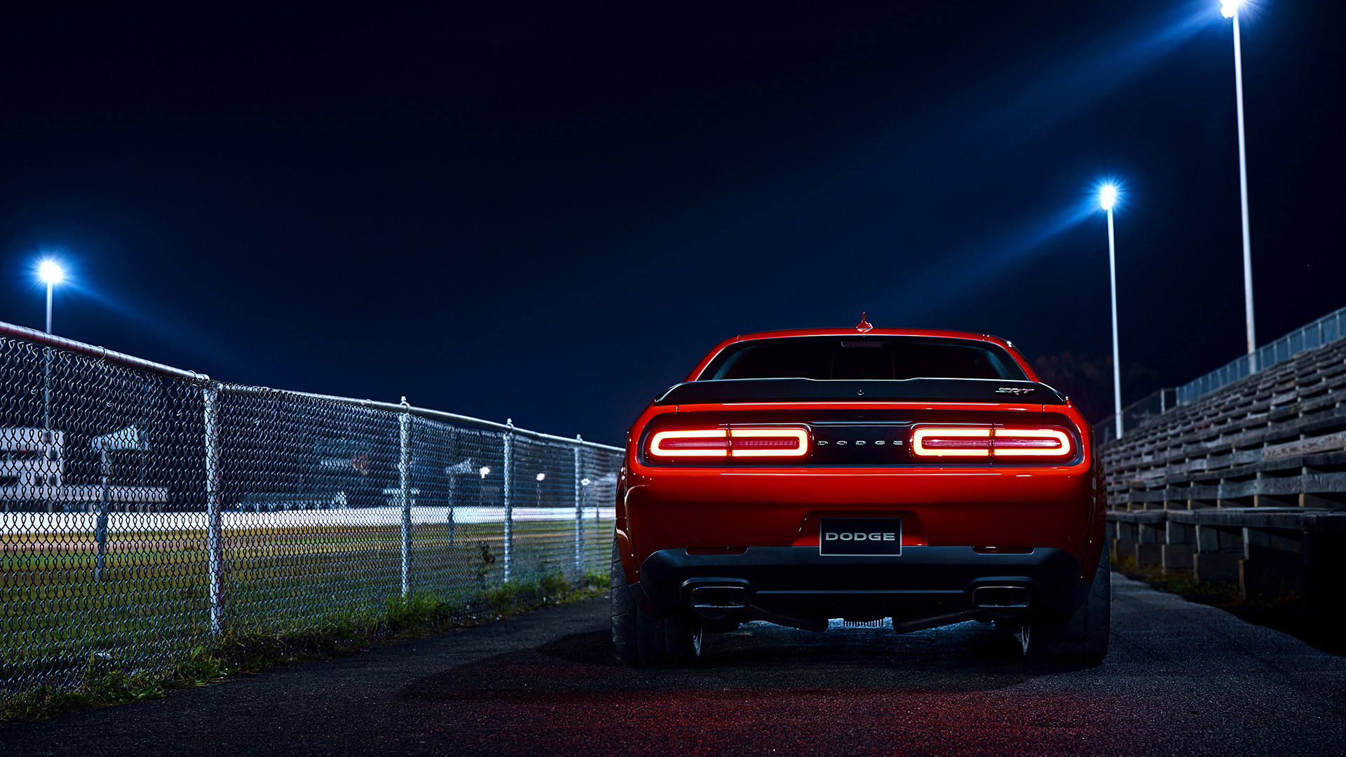 Res: 1920x1080, 2018 Dodge Challenger SRT Demon picture