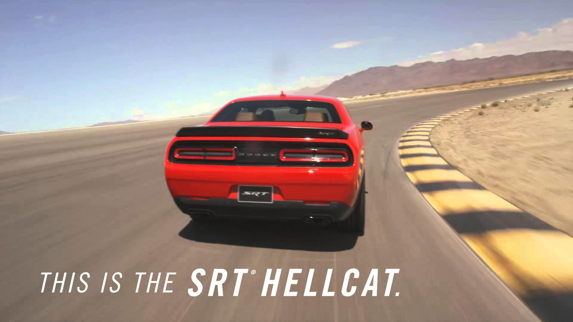 Res: 1920x1080, SRT Hellcat Performance