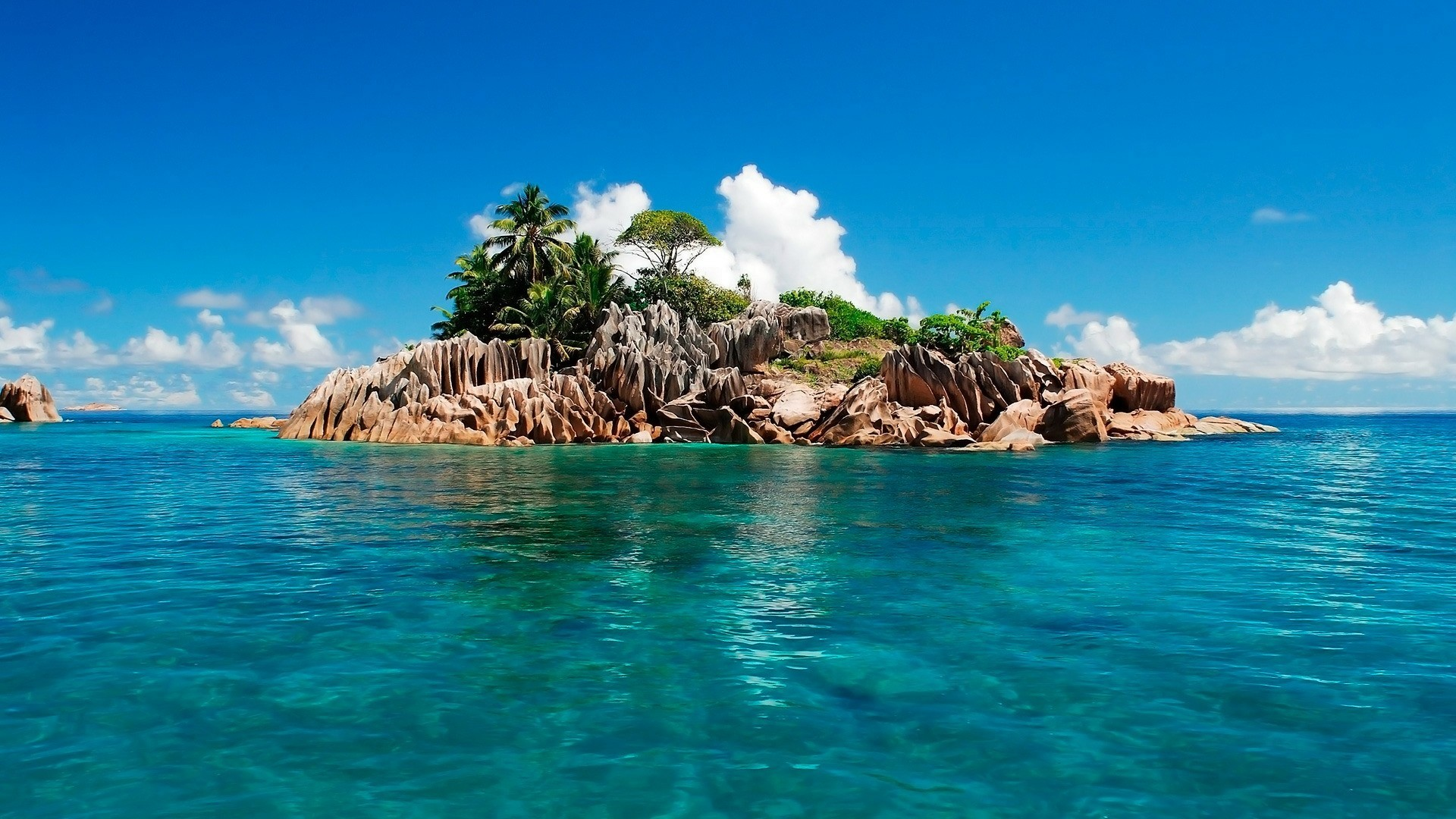 Res: 1920x1080, St. Pierre Island (Seychelles) Wallpaper | Wallpaper Studio 10 | Tens of  thousands HD and UltraHD wallpapers for Android, Windows and Xbox