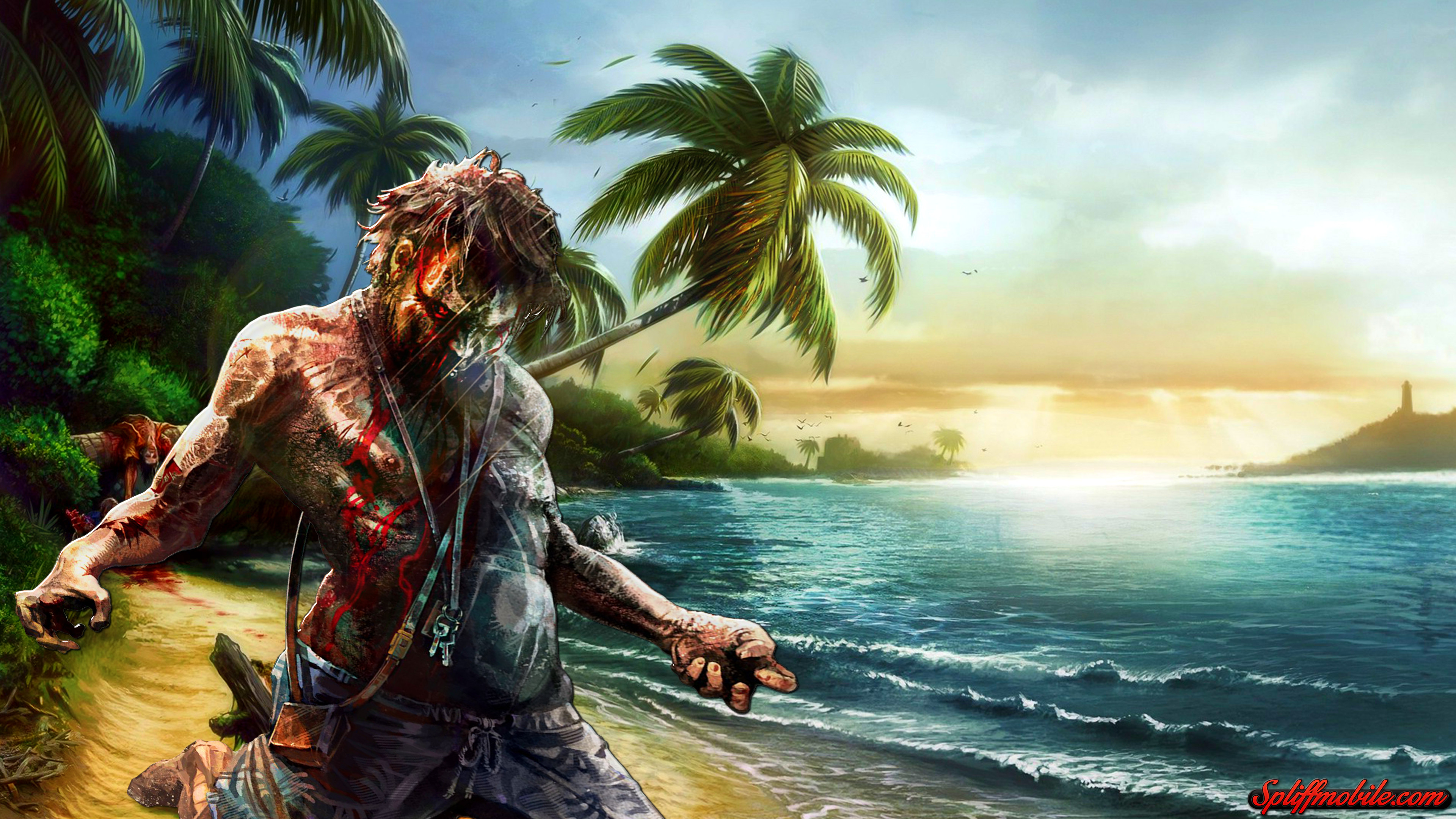 Res: 3840x2160, Images In High Quality: Dead Island Wallpapers by Carrol Stahlman, 17/04/