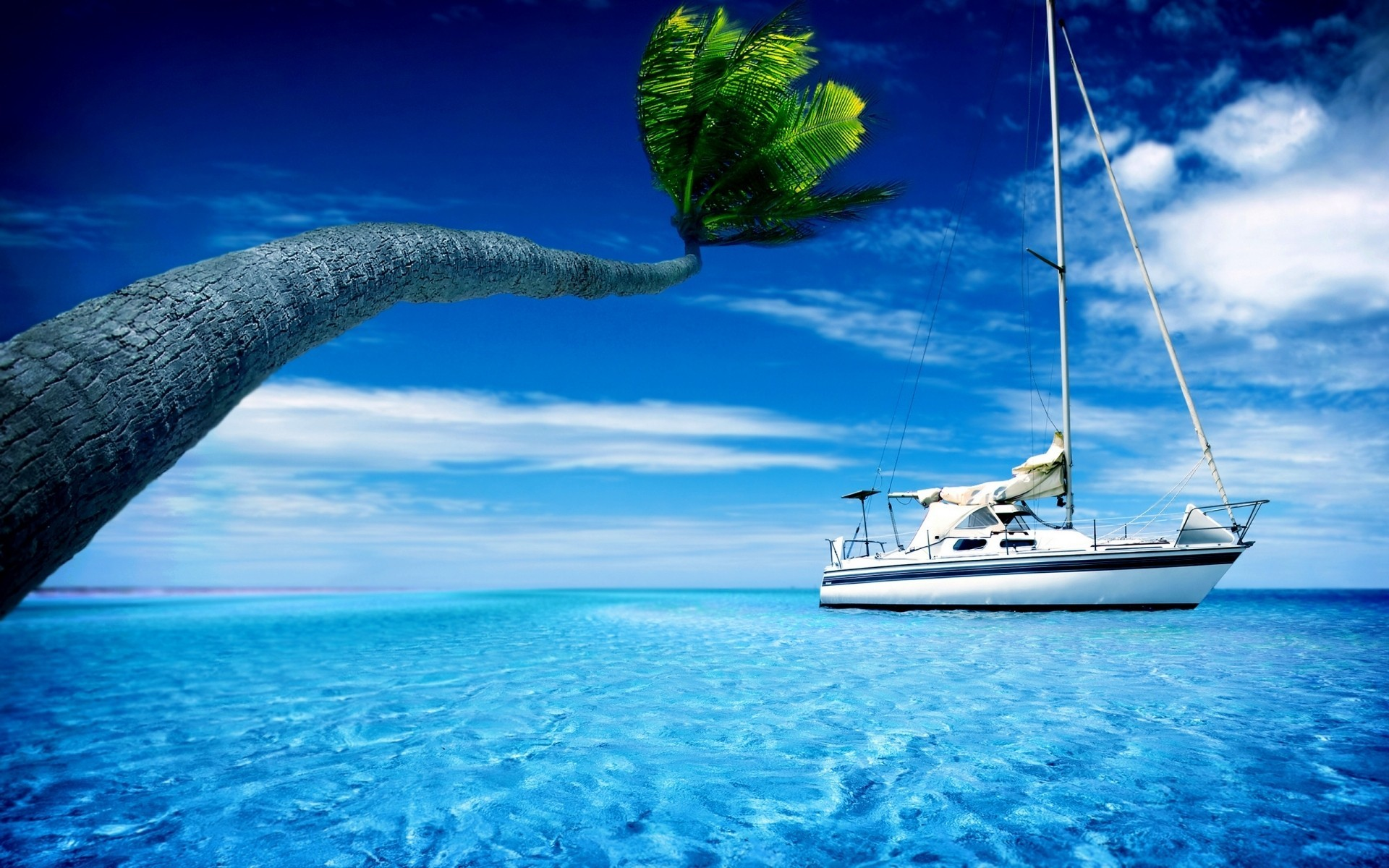 Res: 1920x1200,  Paradise Island Wallpaper | HD Wallpapers Desktop