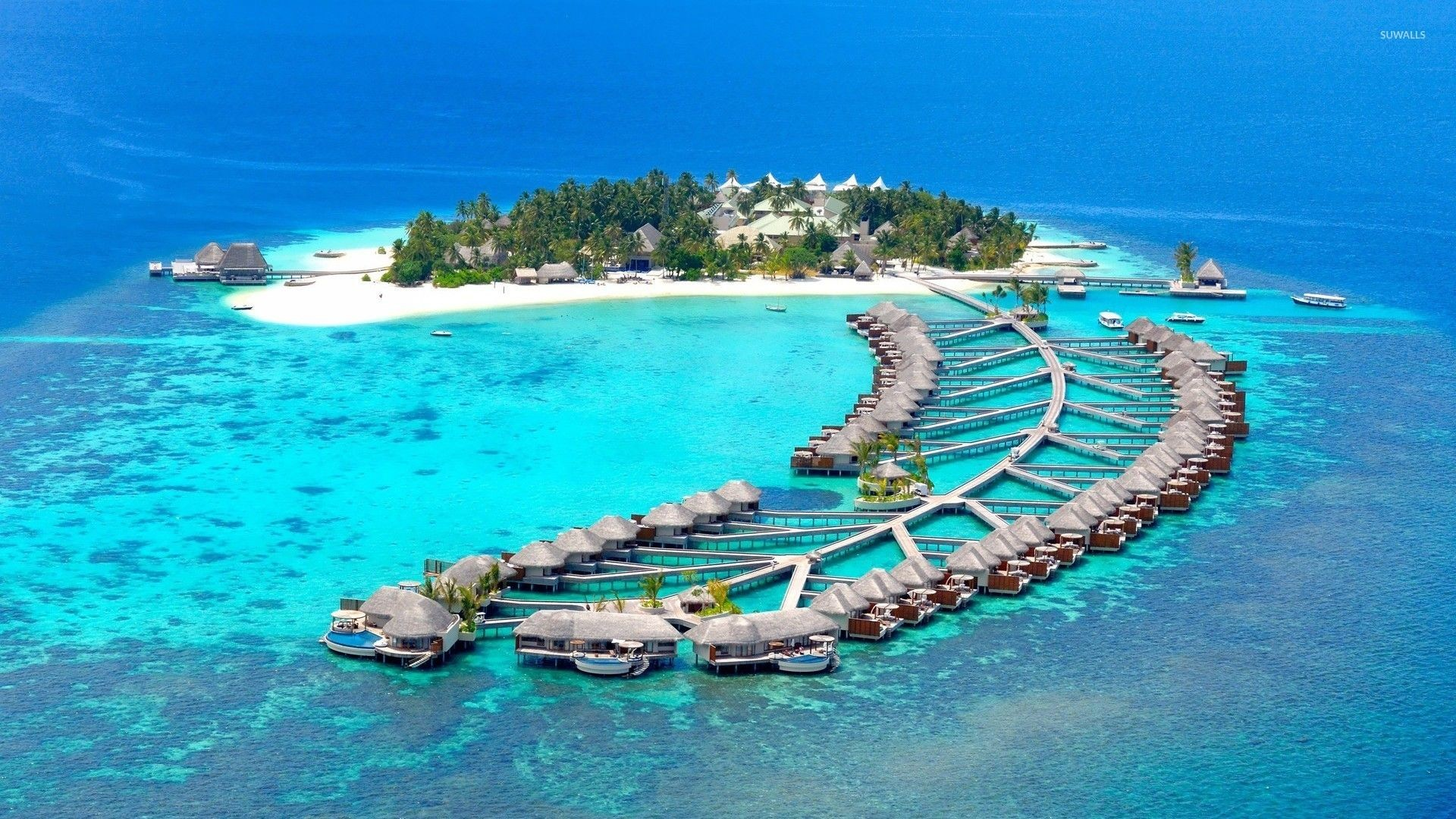 Res: 1920x1080, Maldives Diggiri Island Wallpapers Hd Wallpapers SouthTracks