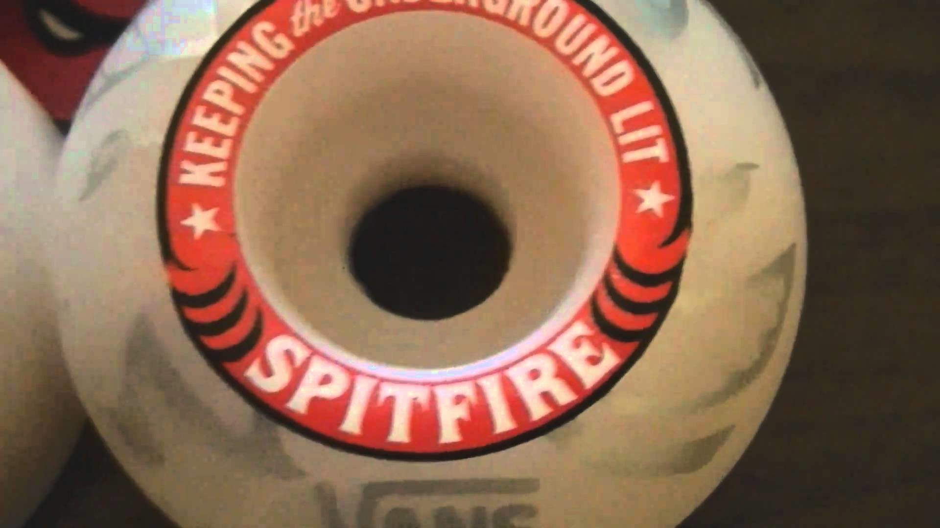 Res: 1920x1080, Vans Spitfire Collaboration Wheels Unboxing 52mm in HD