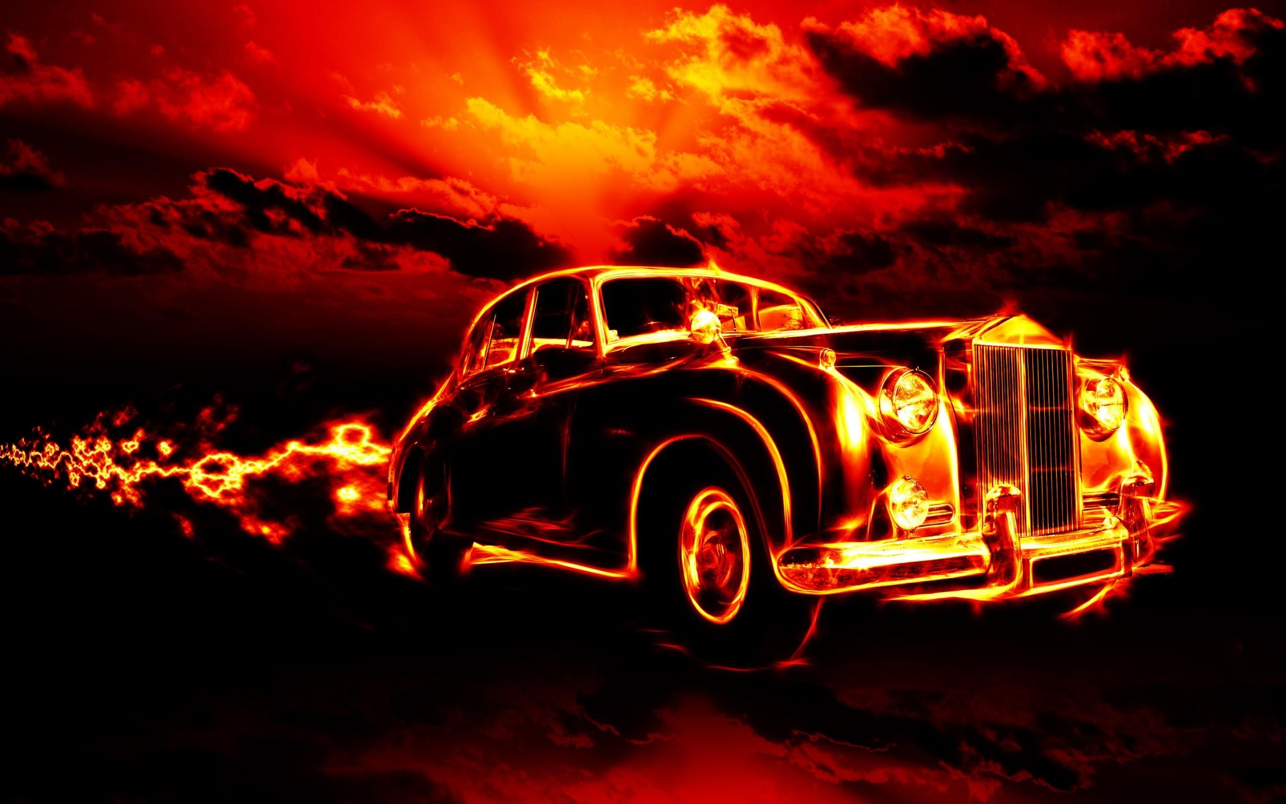 Res: 2560x1600, Fire Wallpaper 9219
