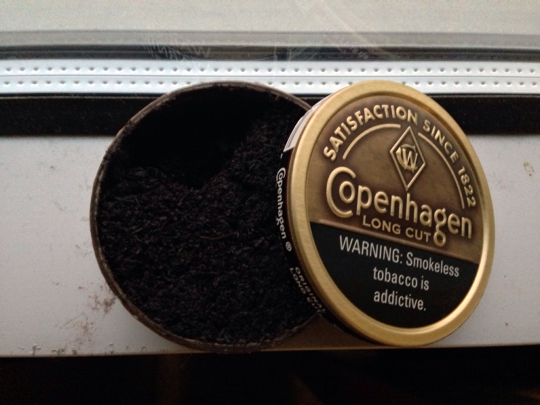 Res: 2048x1536, Missing pinch in my Copenhagen longcut.