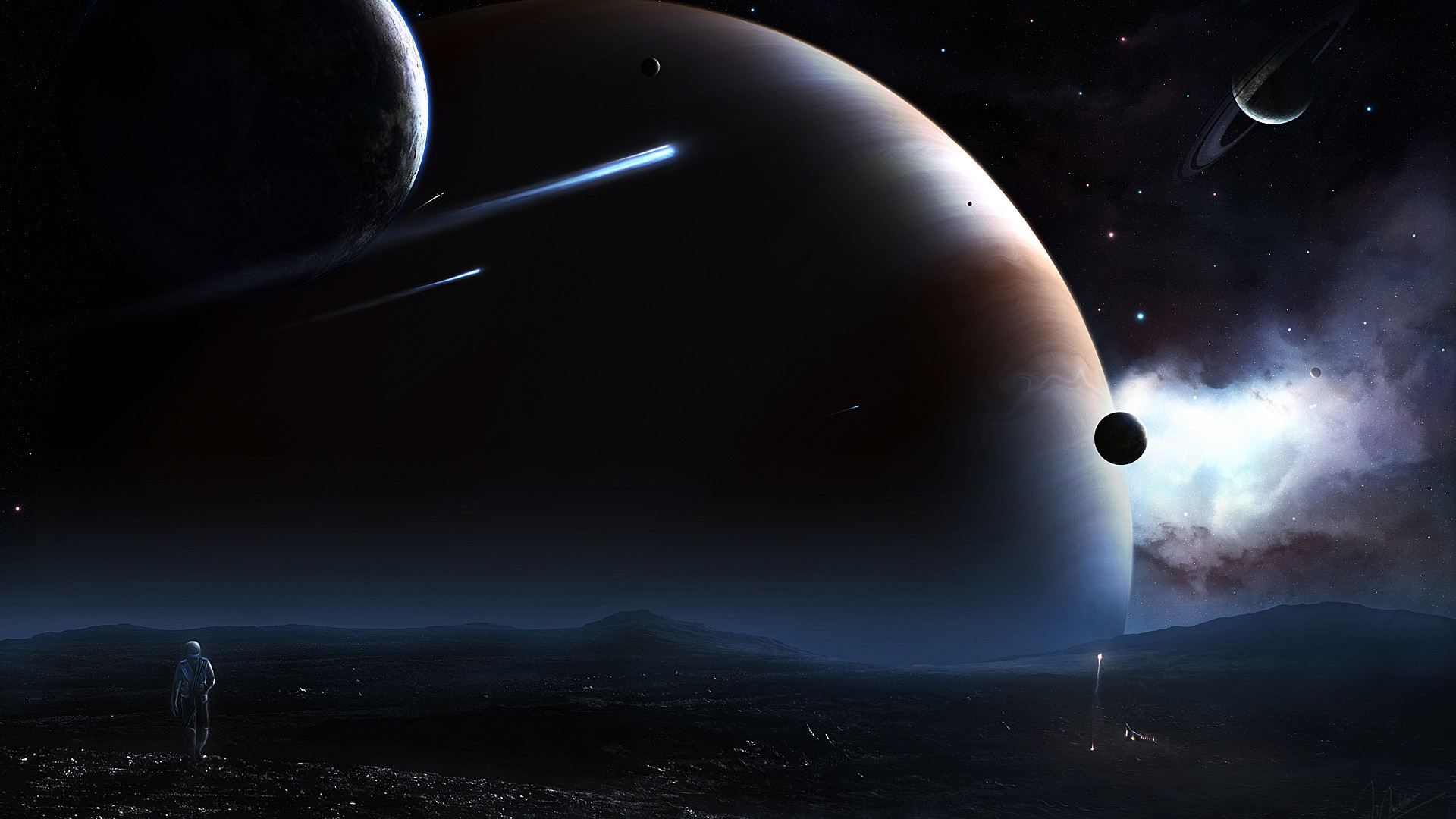 Res: 1920x1080, Shooting Star Wallpapers Stars Hd Space 1600x1200PX ~ Wallpaper .