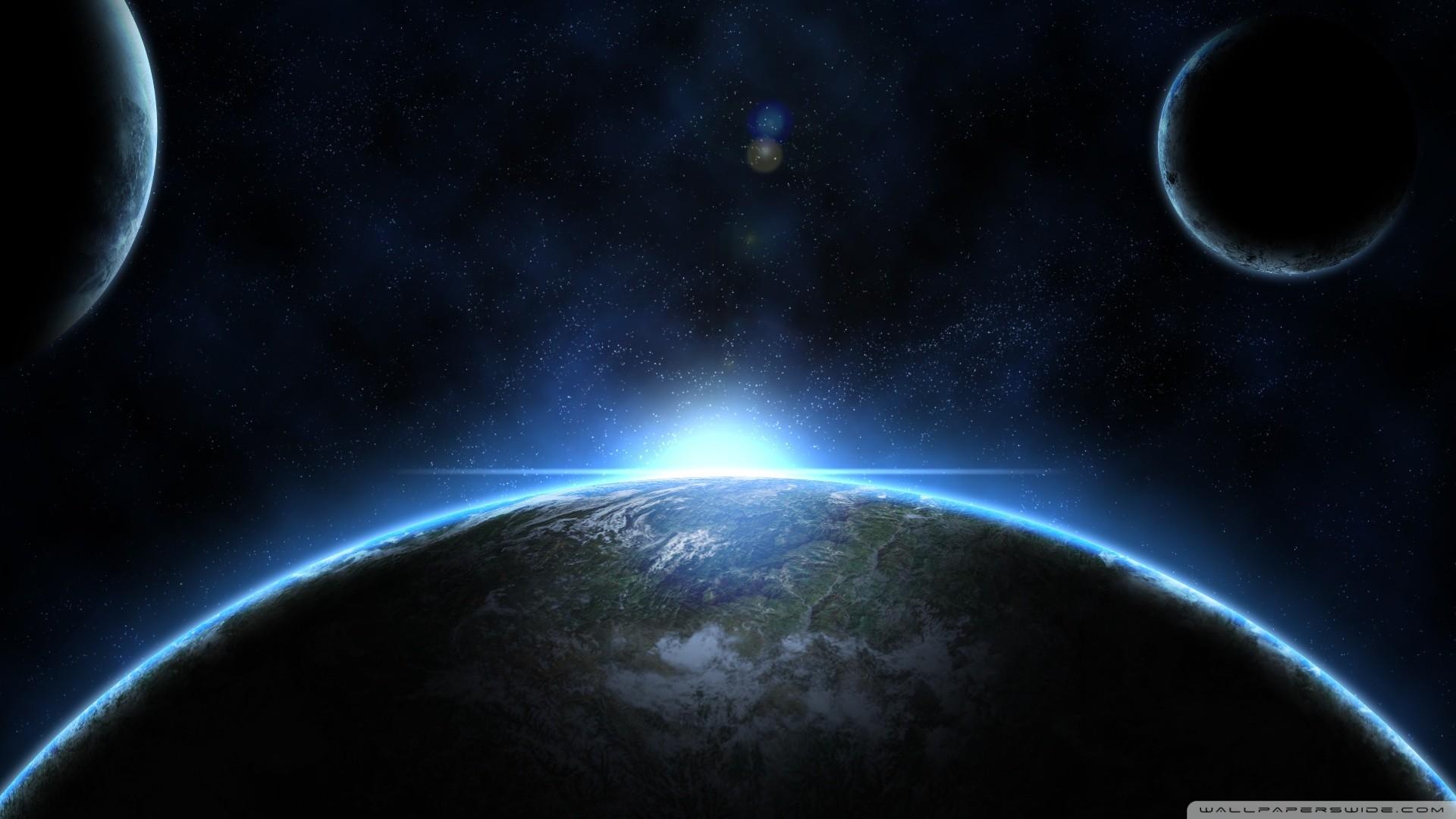Res: 1920x1080, Planets Wallpaper