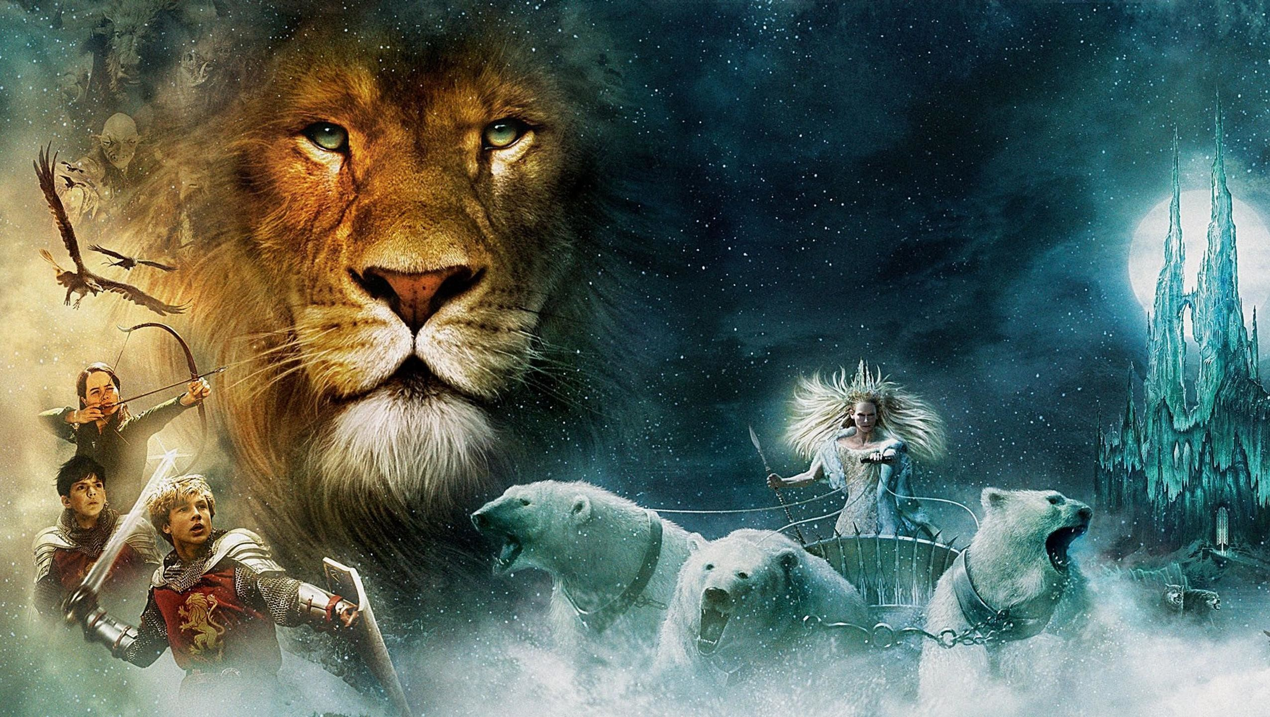 """Res: 2552x1442, Wallpaper for """"The Chronicles of Narnia: The Lion, the Witch and the  Wardrobe"""