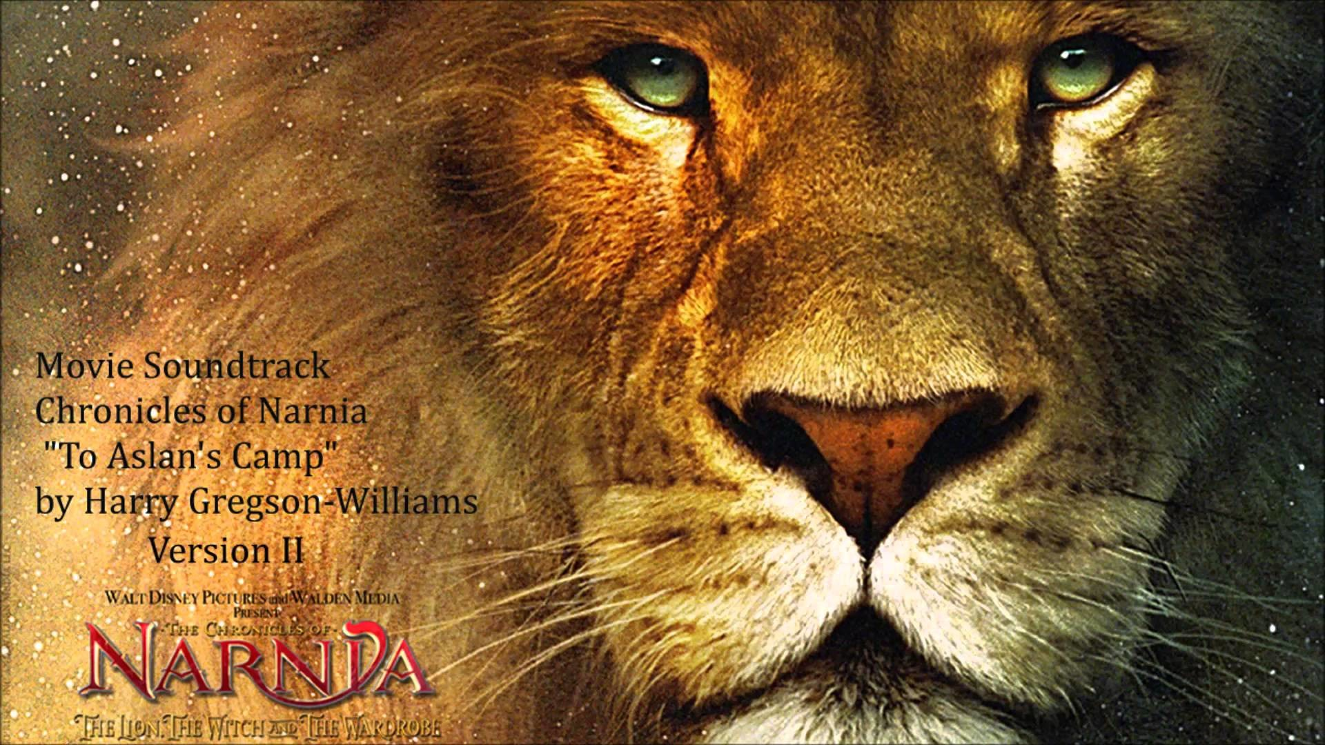 """Res: 1920x1080, Movie Soundtrack - Chronicles of Narnia - """"To Aslan's Camp"""" by Harry  Gregson-Williams V2"""