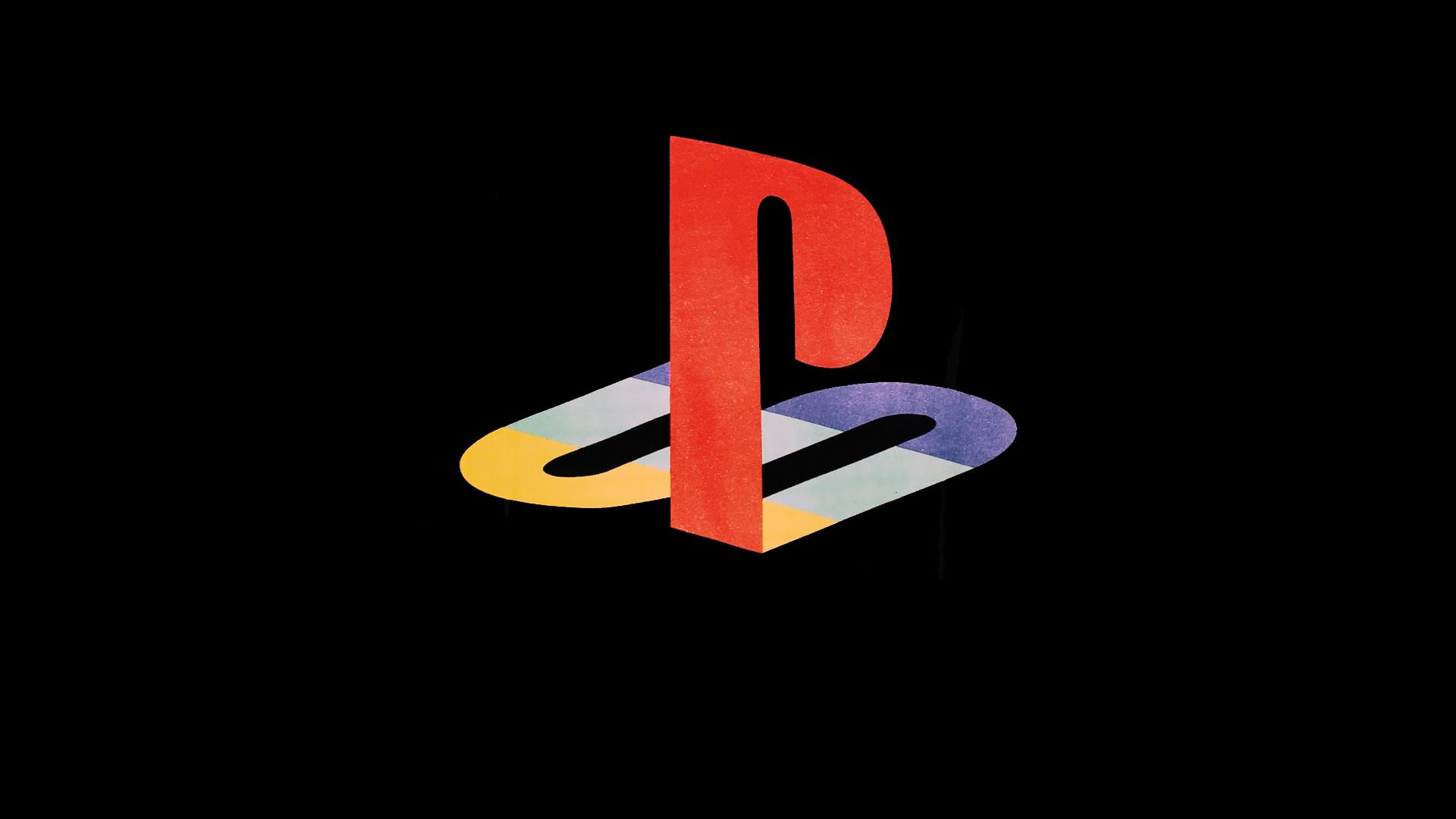 Res: 1920x1080, Playstation Logo