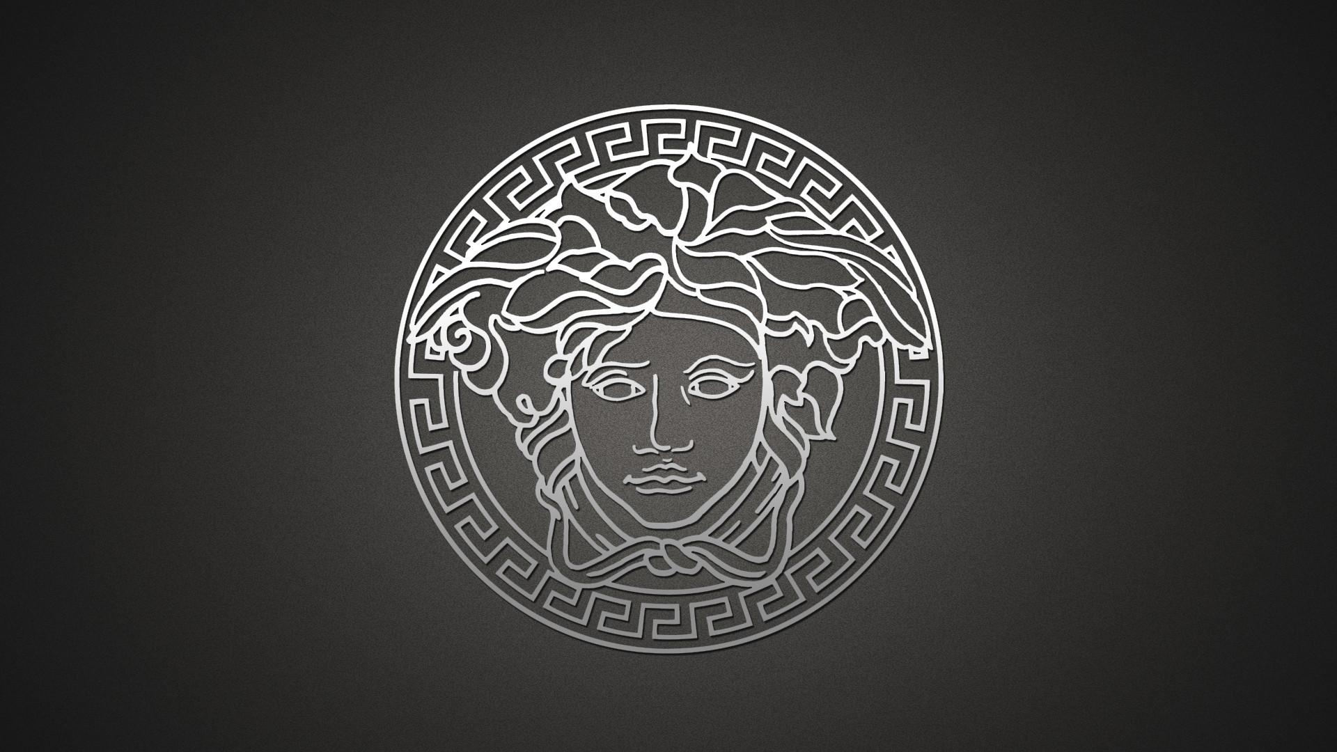 Res: 1920x1080, Versace Wallpaper 1920×1080 Mit Download Logo Brand Full HD 1080p 2 Und  42885