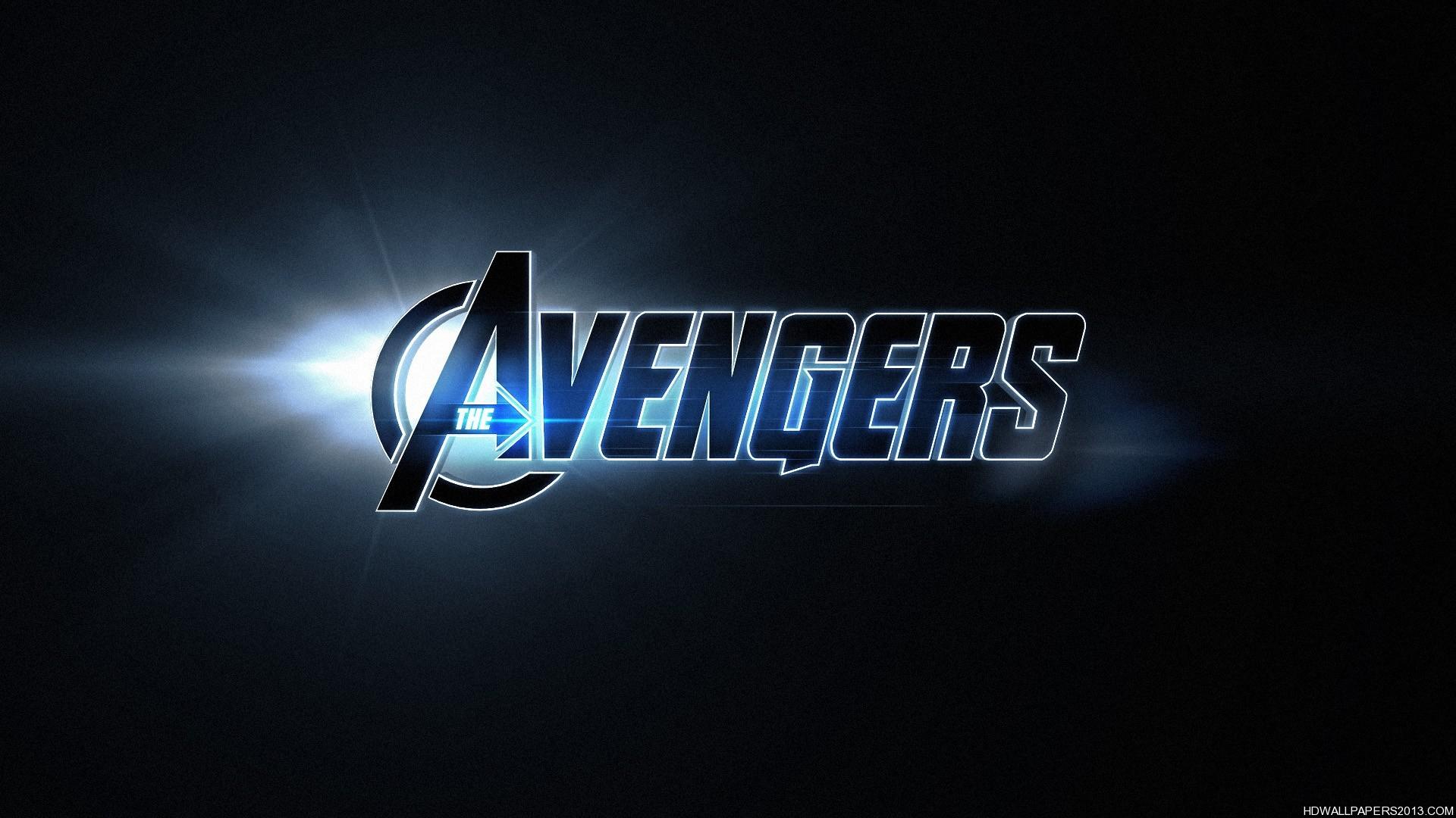 Res: 1920x1080, The Avengers Logo Wallpaper