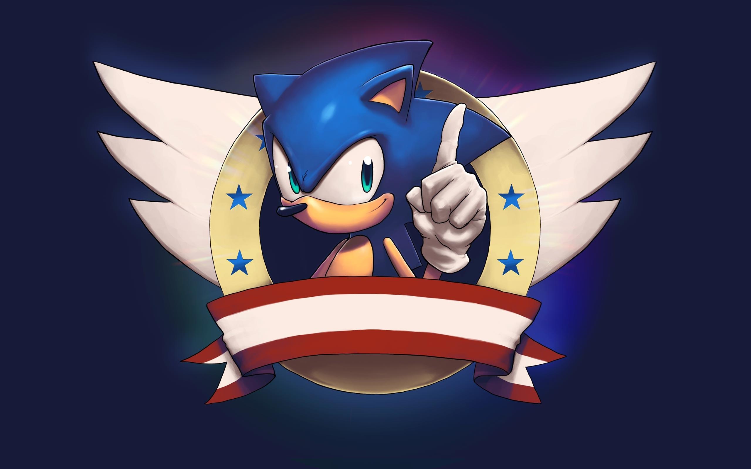 Res: 2560x1600, Sonic