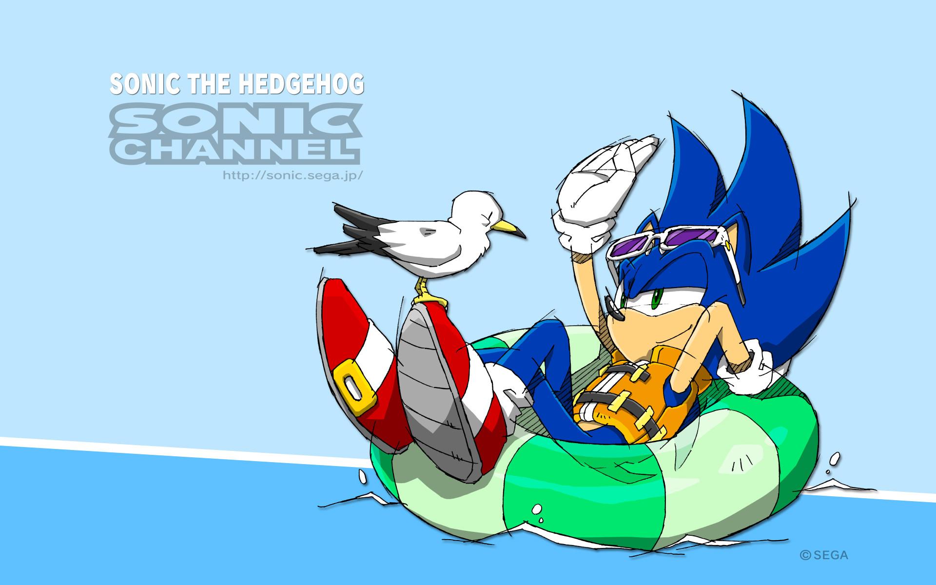 Res: 1920x1200, Sonic #18