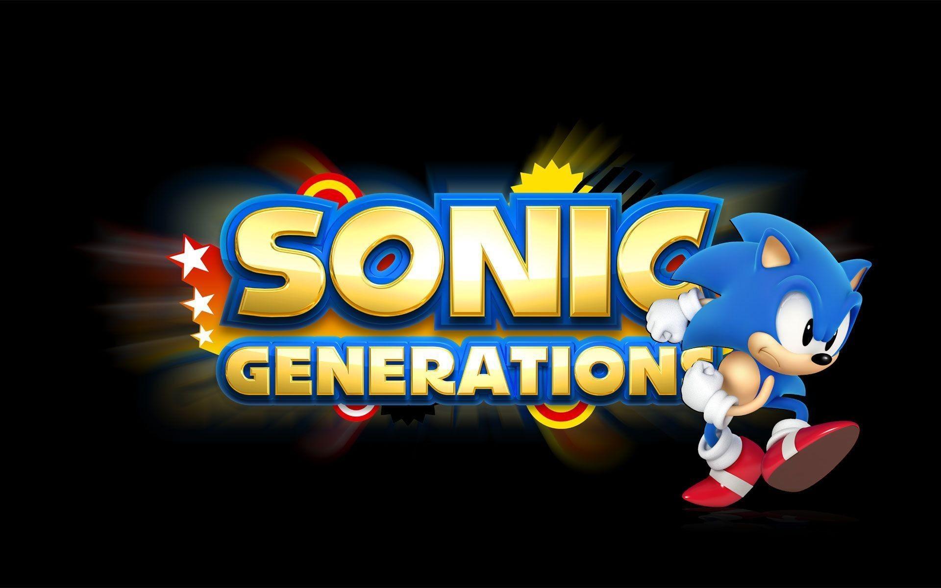 Res: 1920x1200, Sonic Generations Wallpaper - 204234