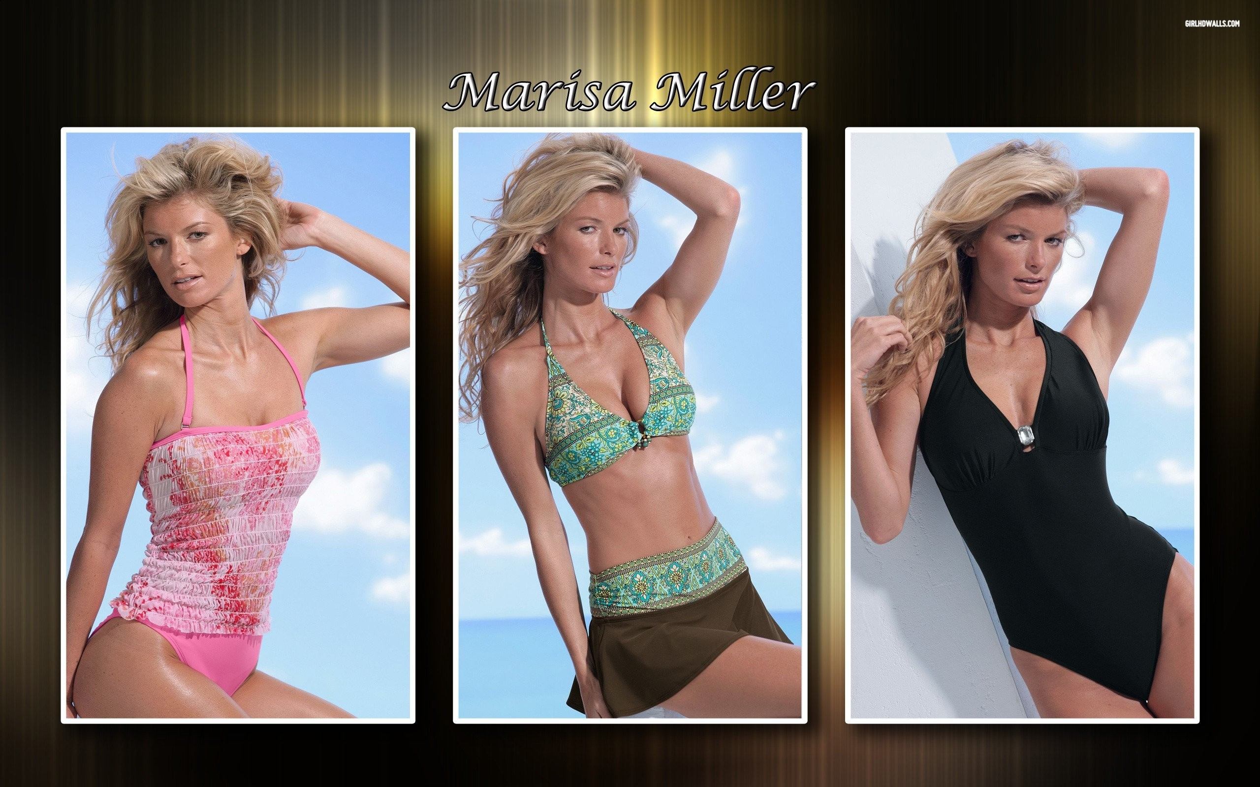 Res: 2560x1600, Marisa Miller Wallpapers 59+. by admin. Download · Download