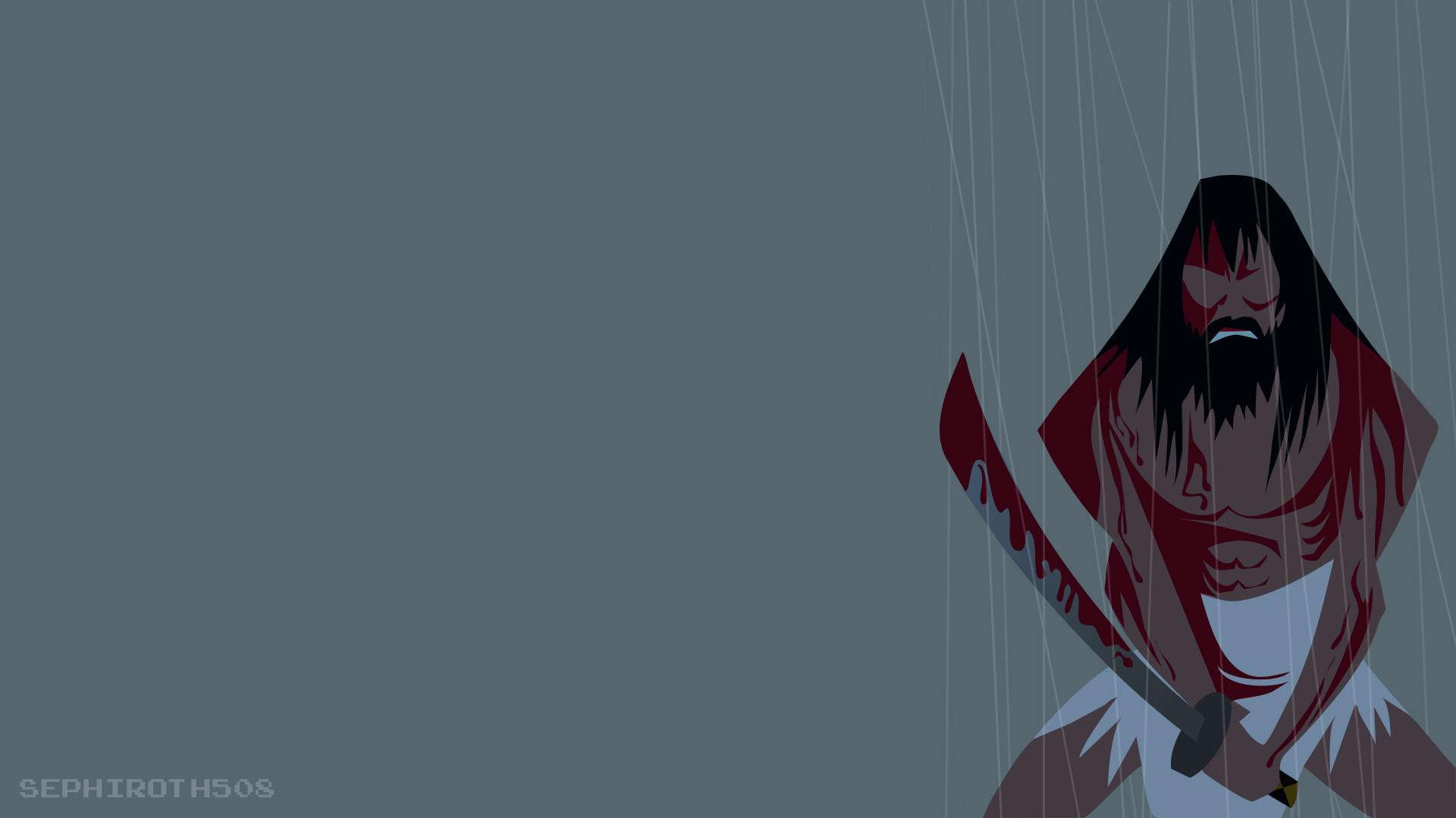 Res: 1920x1080, samurai jack minimalist wallpaper 9