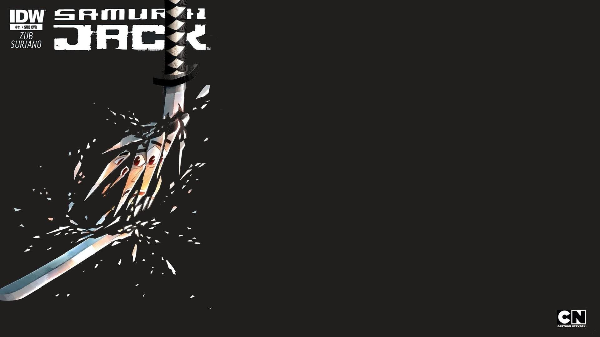Res: 1920x1080, Comics - Samurai Jack Wallpaper