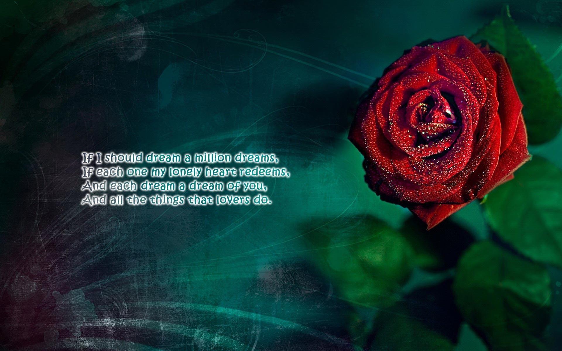 Res: 1920x1200, Love Poem. Wallpaper: Love Poem