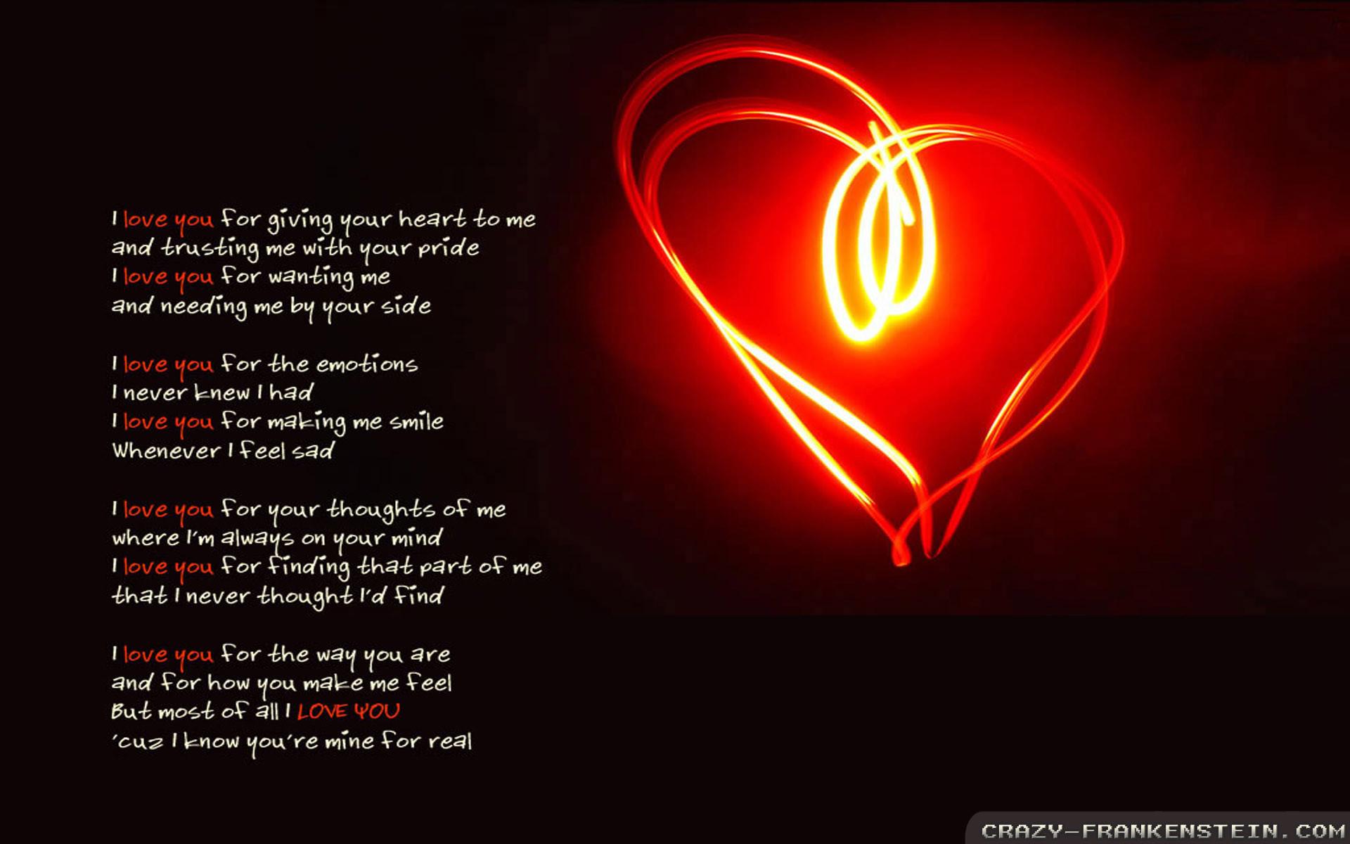 Res: 1920x1200,  Rare Love Poems | Love poem ...