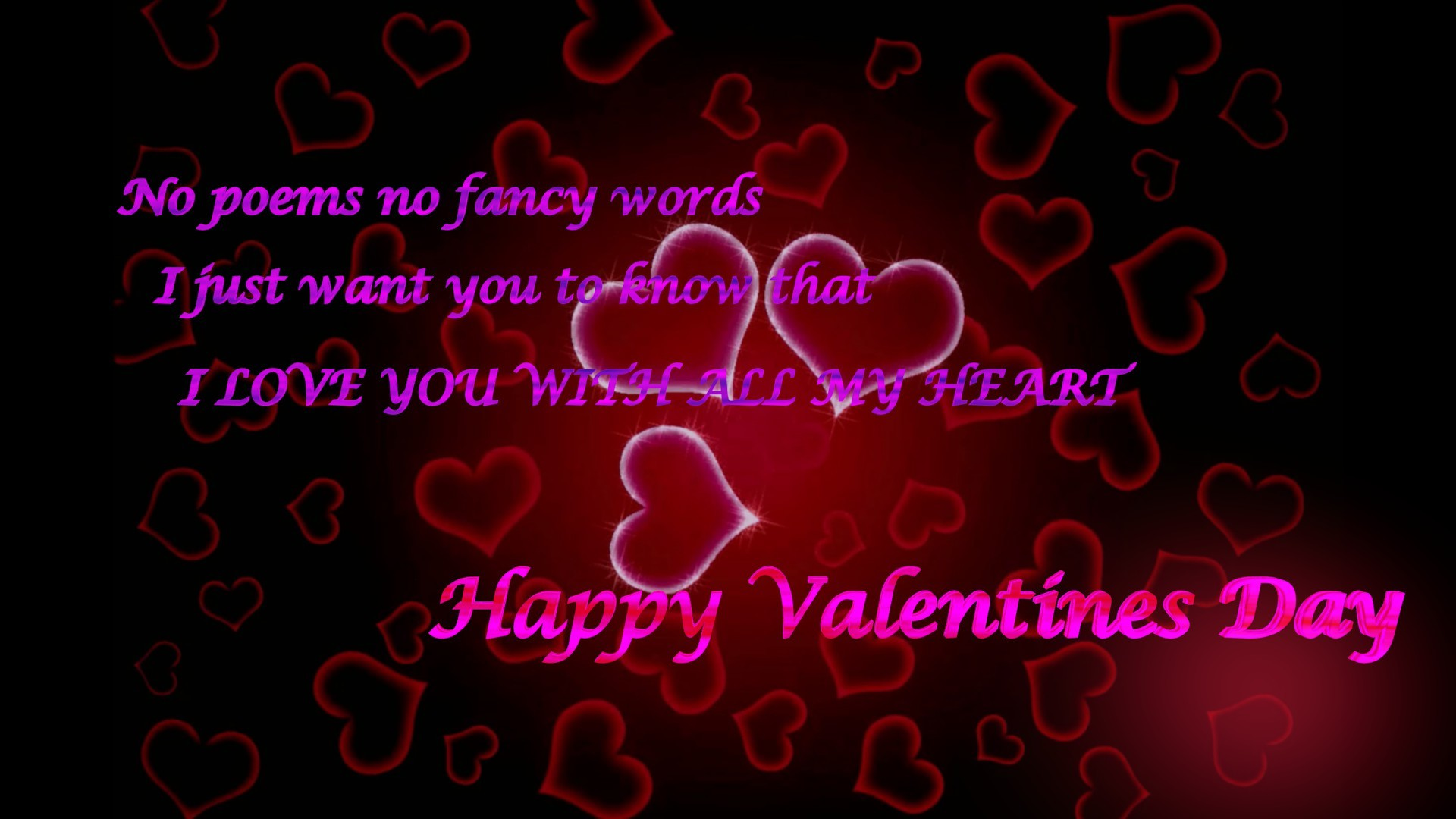Res: 1920x1080, happy valentines day my love poem happy valentines day love quotes 2016 2