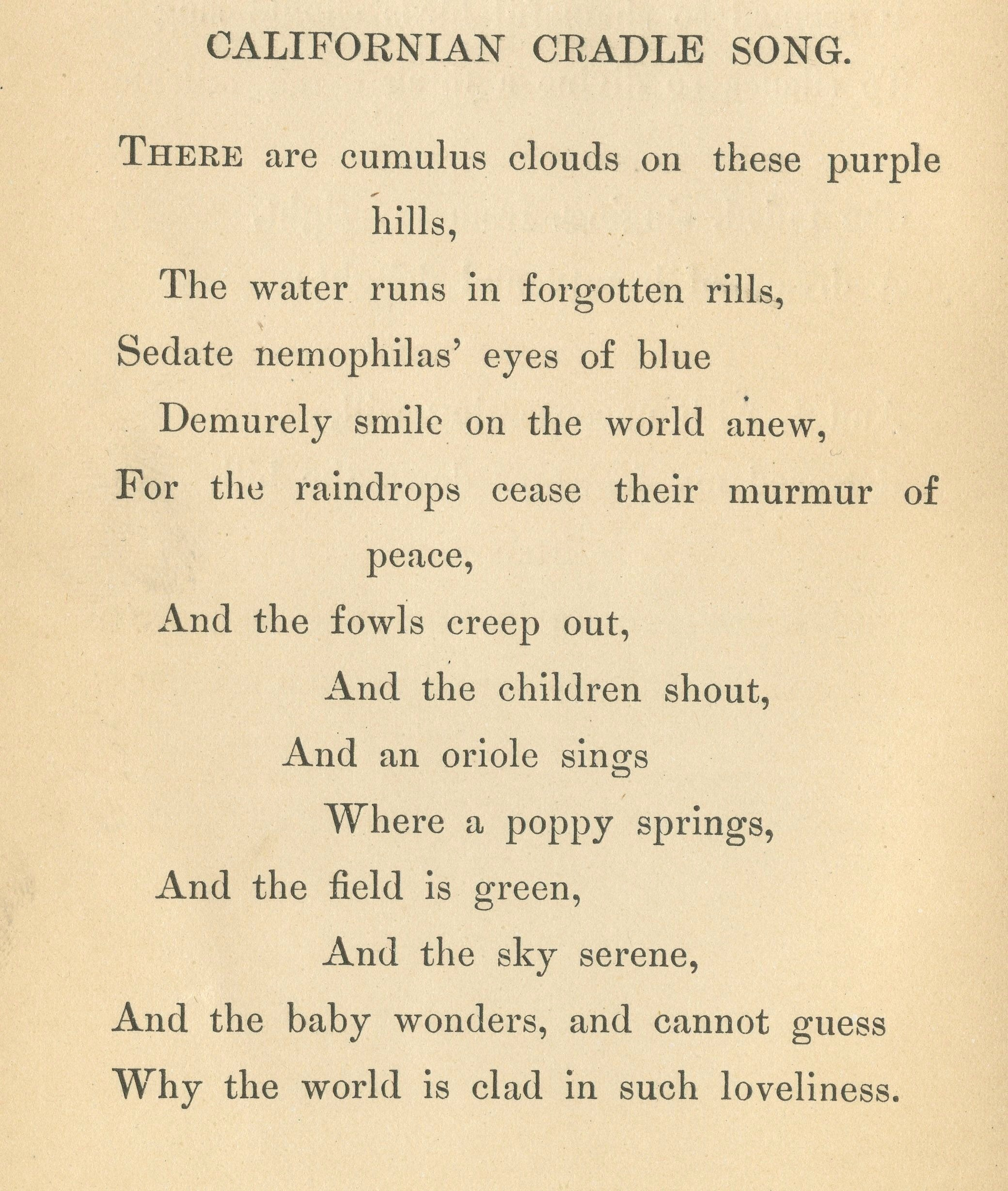 Res: 2080x2458, French Love Poems Beautiful A Poem by Charles Phelps for Poetry Month Day  22 California Room