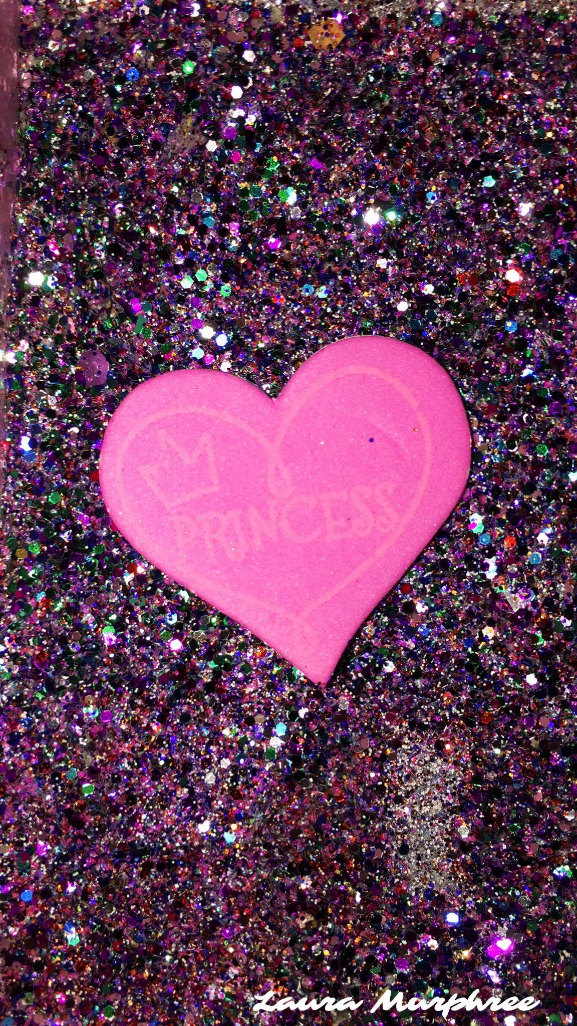Res: 1152x2048, Love Girly Wallpaper for iPhone Luxury Glitter Phone Wallpaper Sparkle  Background Bling Shimmer Sparkles Of Love