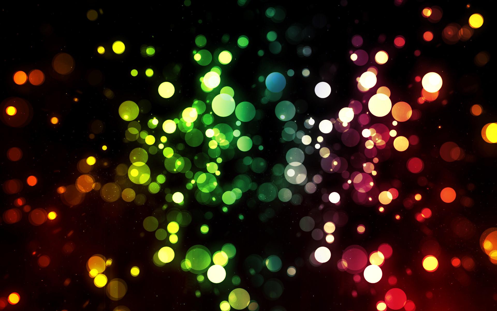 Res: 1920x1200, Let The Colors Sparkle Wallpaper