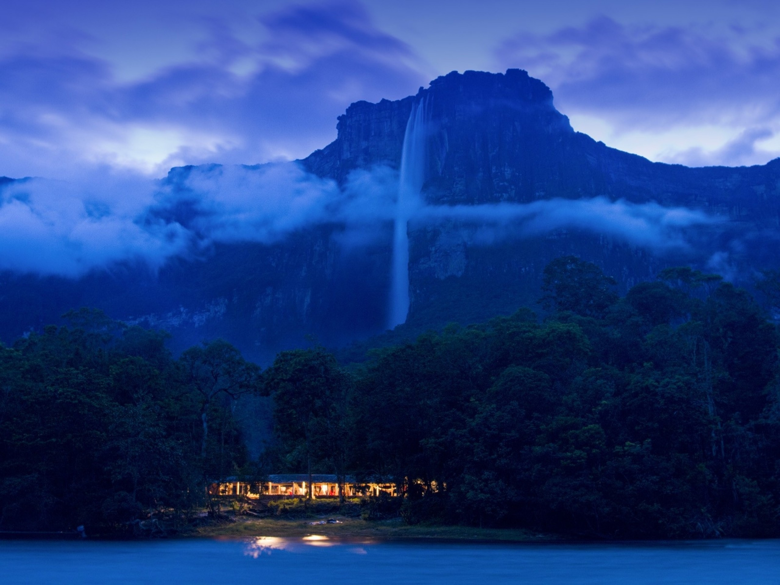 Res: 2560x1920, Image: Venezuela Angel Falls wallpapers and stock photos. Â«
