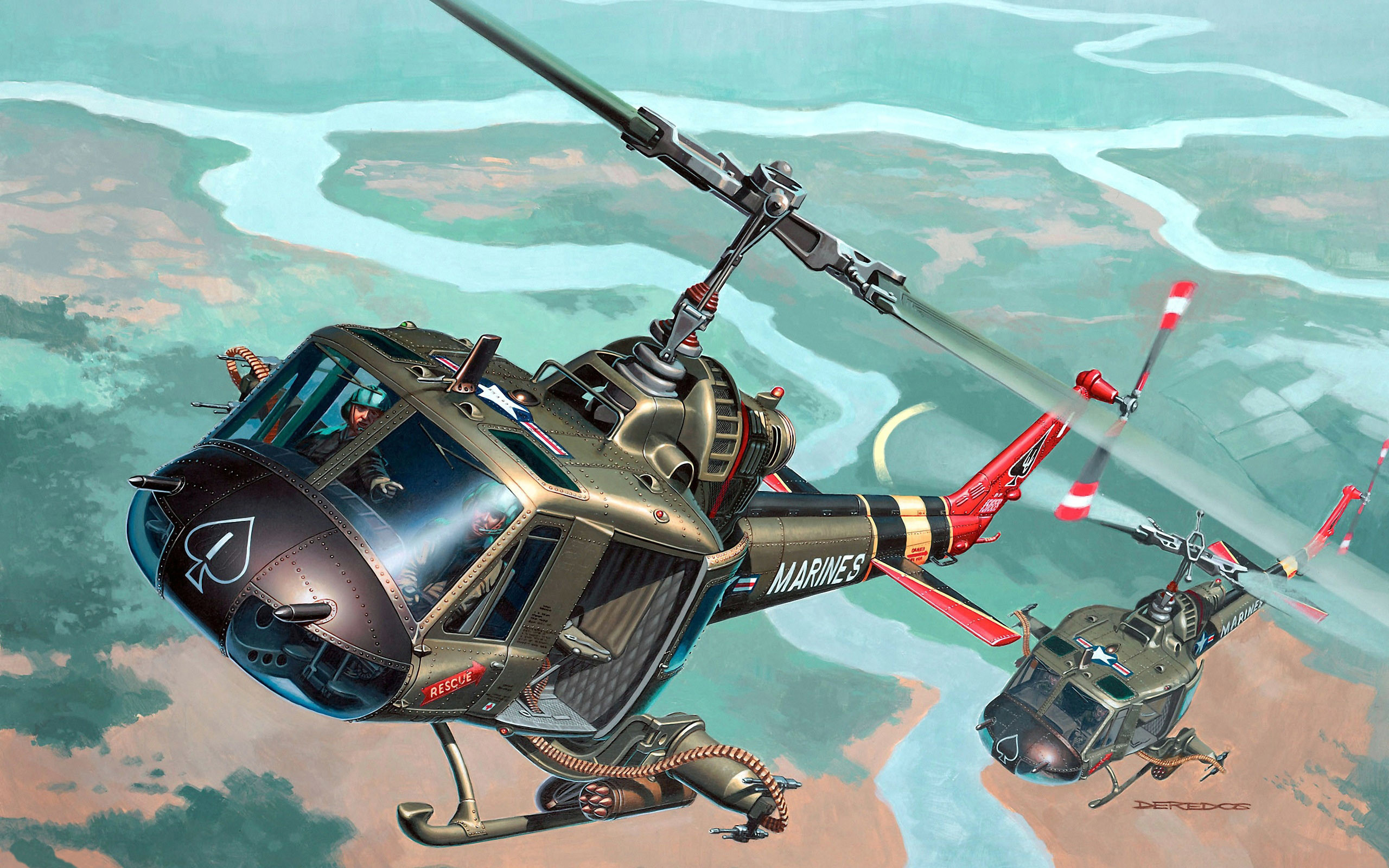 Res: 2560x1600, Helicopter Wallpapers Images