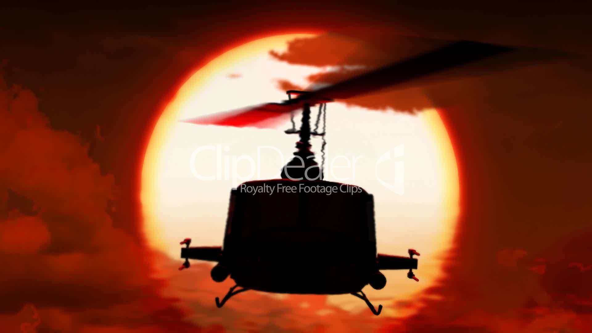 Res: 1920x1080, Huey helicopter: Royalty-free video and stock footage