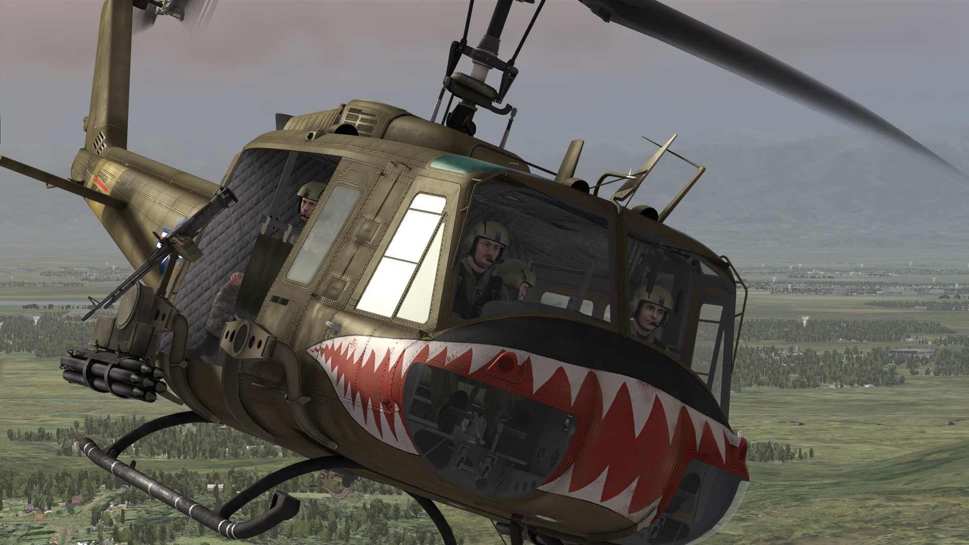 Res: 1920x1080, Bell UH-1 Iroquois Wallpapers 24 - 1920 X 1080