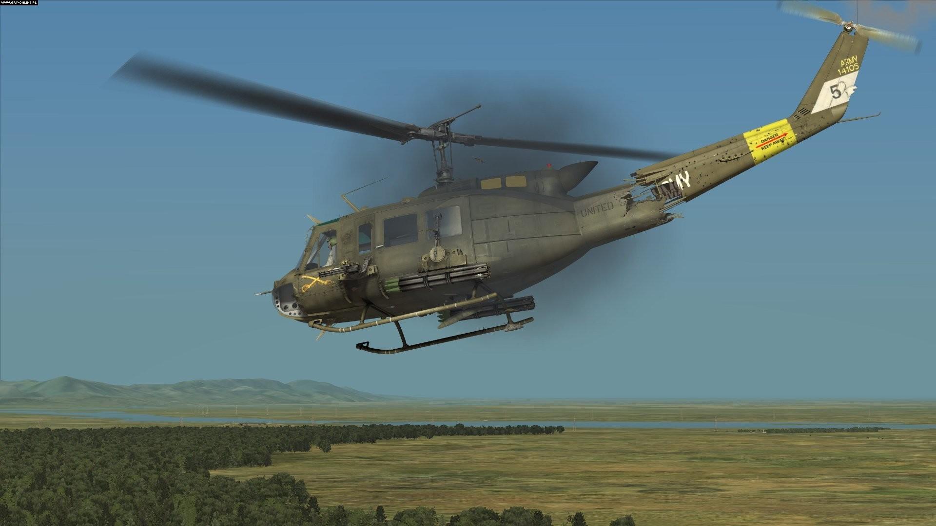 Res: 1920x1080, Digital Combat Simulator: UH-1H Huey PC Games Image 9/13, Belsimtek