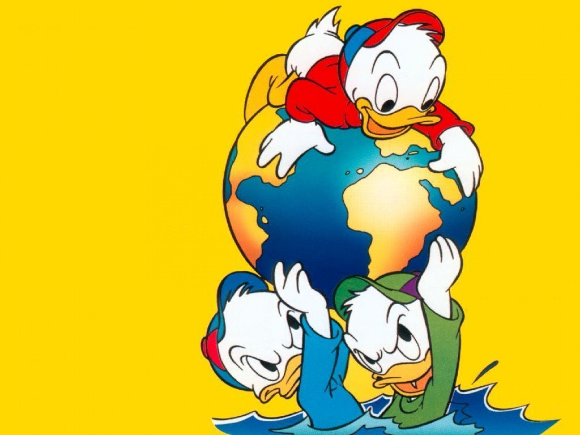 Res: 1920x1440, ... Huey, Dewey And Louie Wallpapers ...