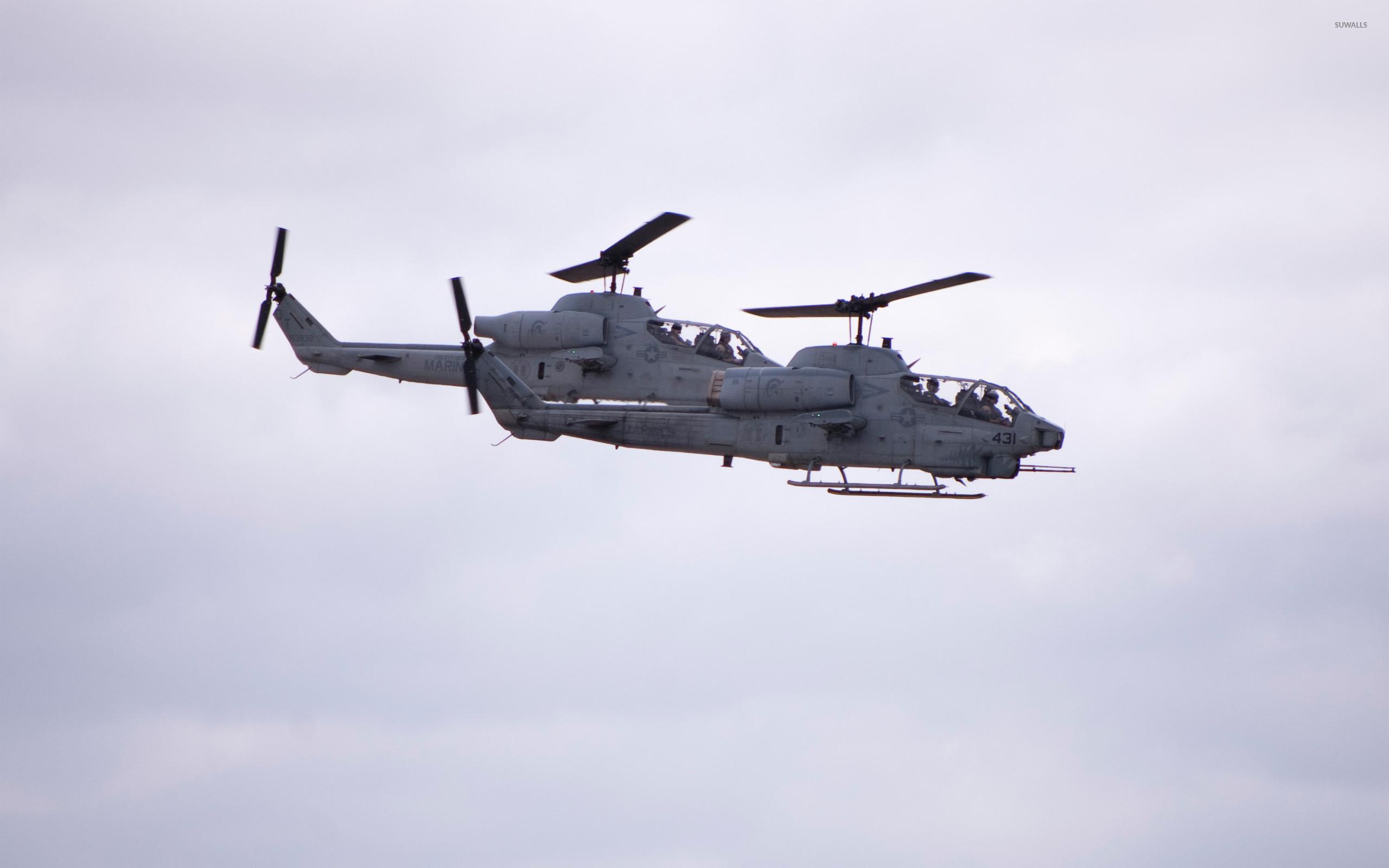 Res: 2560x1600, Bell AH-1W SuperCobra wallpaper