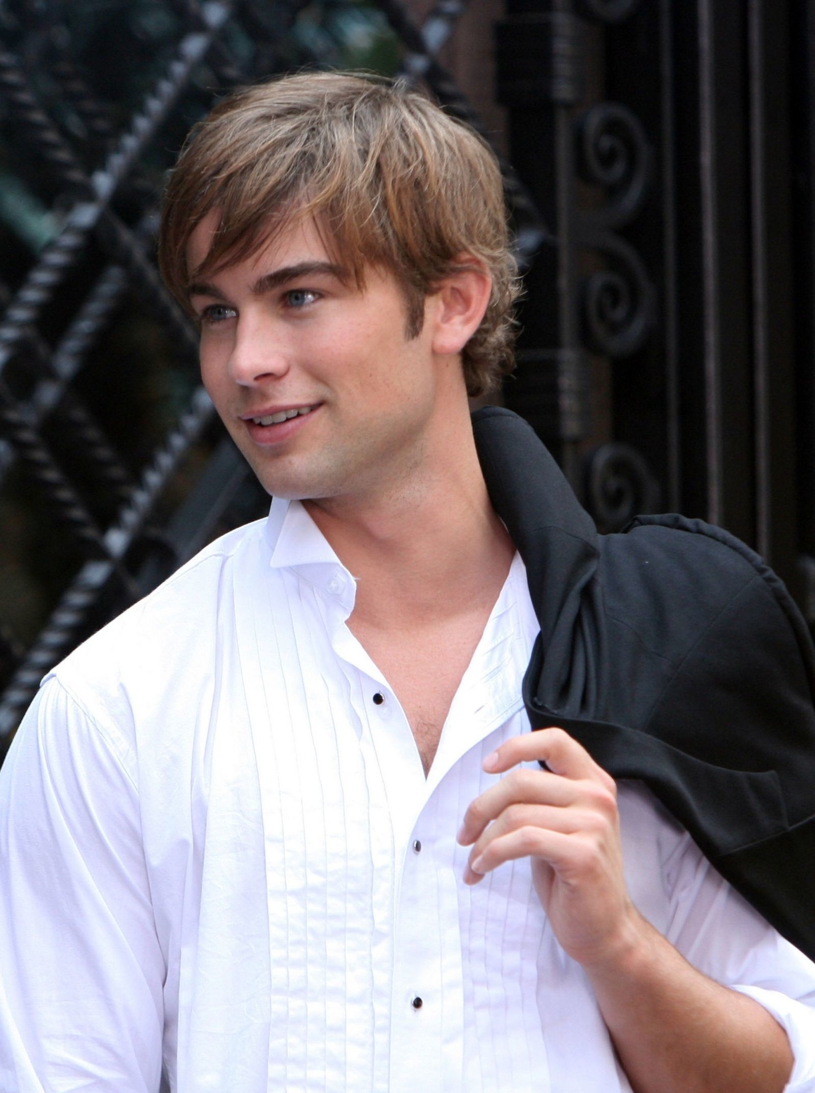 Res: 1600x2144, Nate (Chace Crawford) was the epitome of a well-groomed man.
