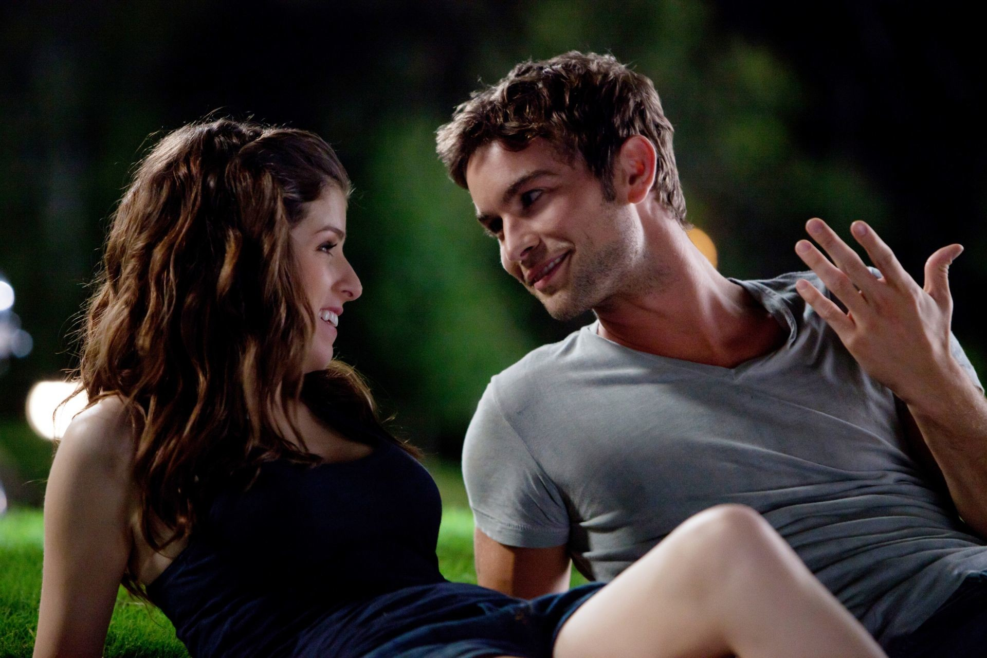 Res: 1920x1280, Rosie (Anna Kendrick) and Marco (Chace Crawford) in WHAT TO EXPECT WHEN