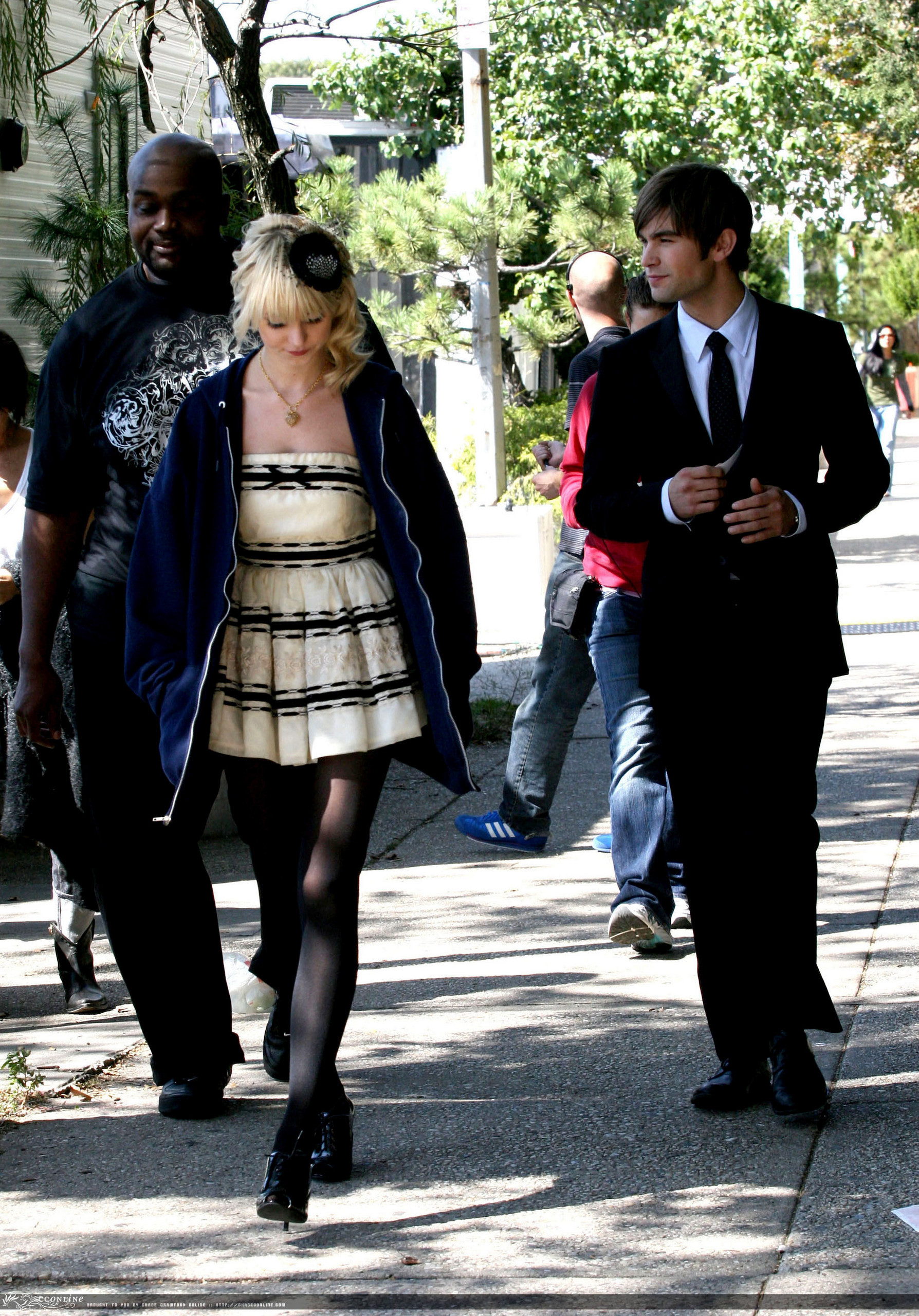 Res: 1788x2560, Chace Crawford And Taylor Momsen images Chace and Taylor HD wallpaper and  background photos