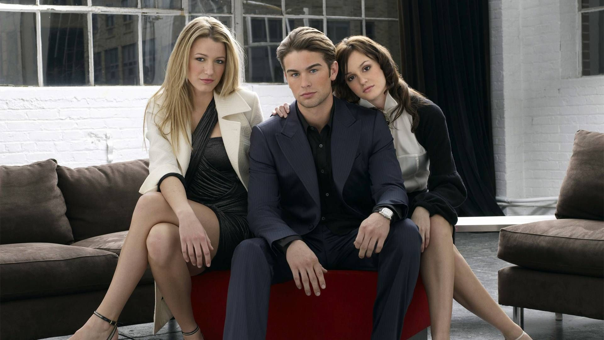 Res: 1920x1080, Blake Lively Leighton Meester Chace Crawford wallpaper