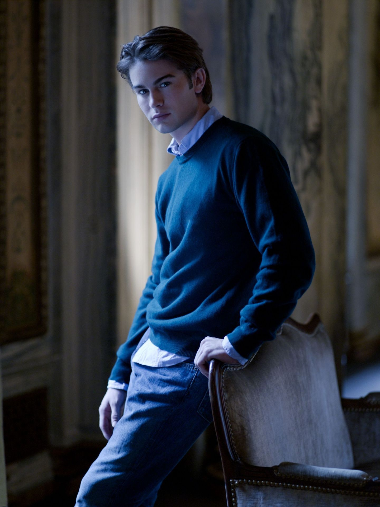 Res: 1440x1920, Chase Crawford, Nate Archibald
