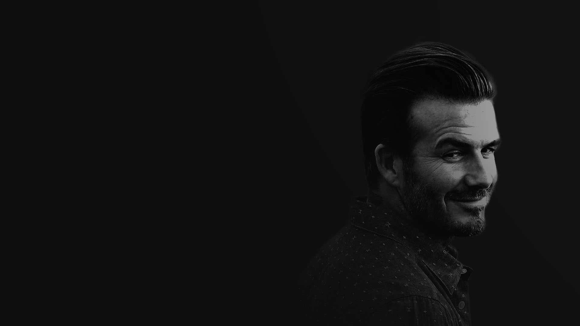 Res: 1920x1080, David Beckham Handsome and Happy