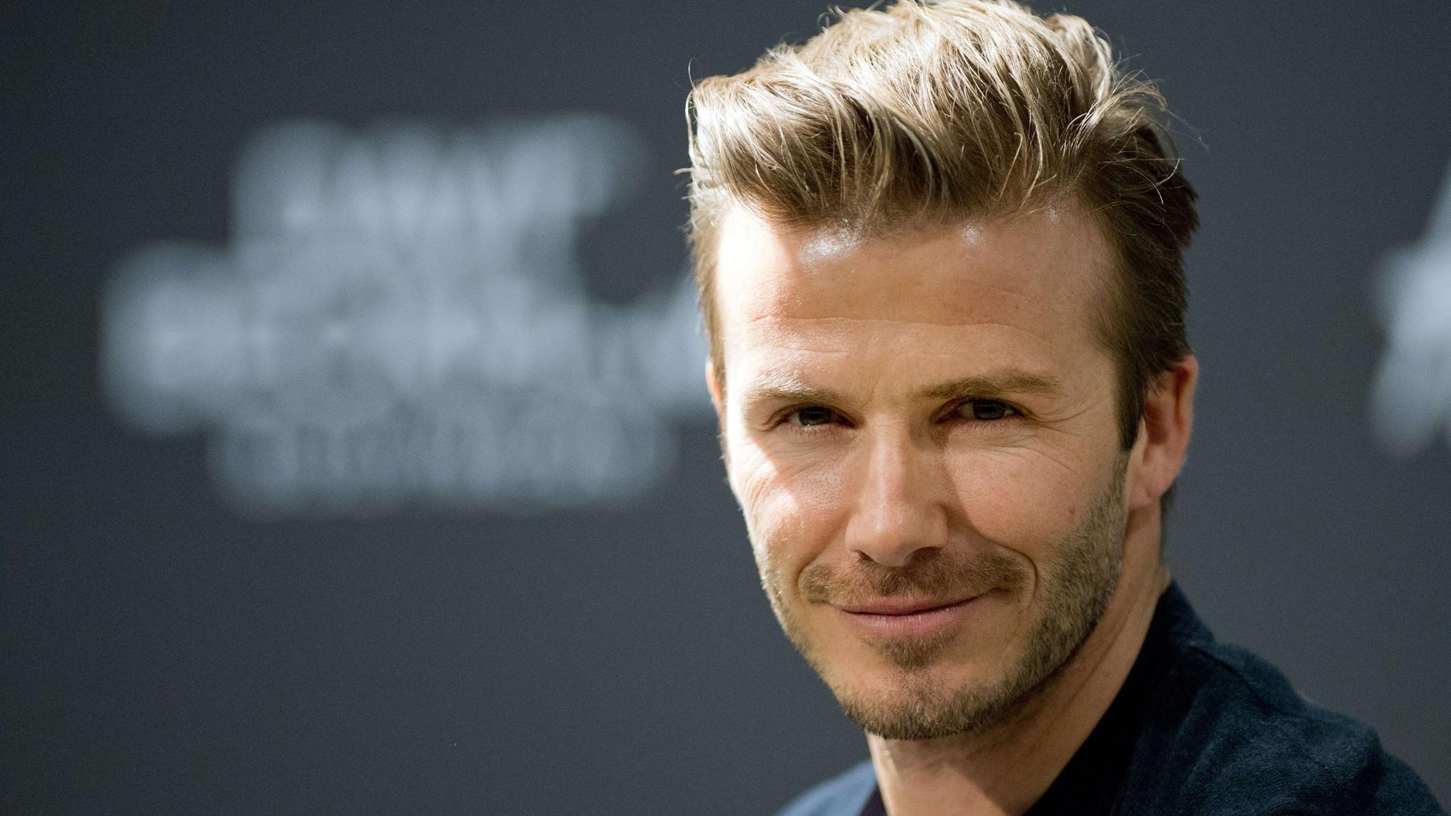 Res: 2048x1152, David Beckham #2