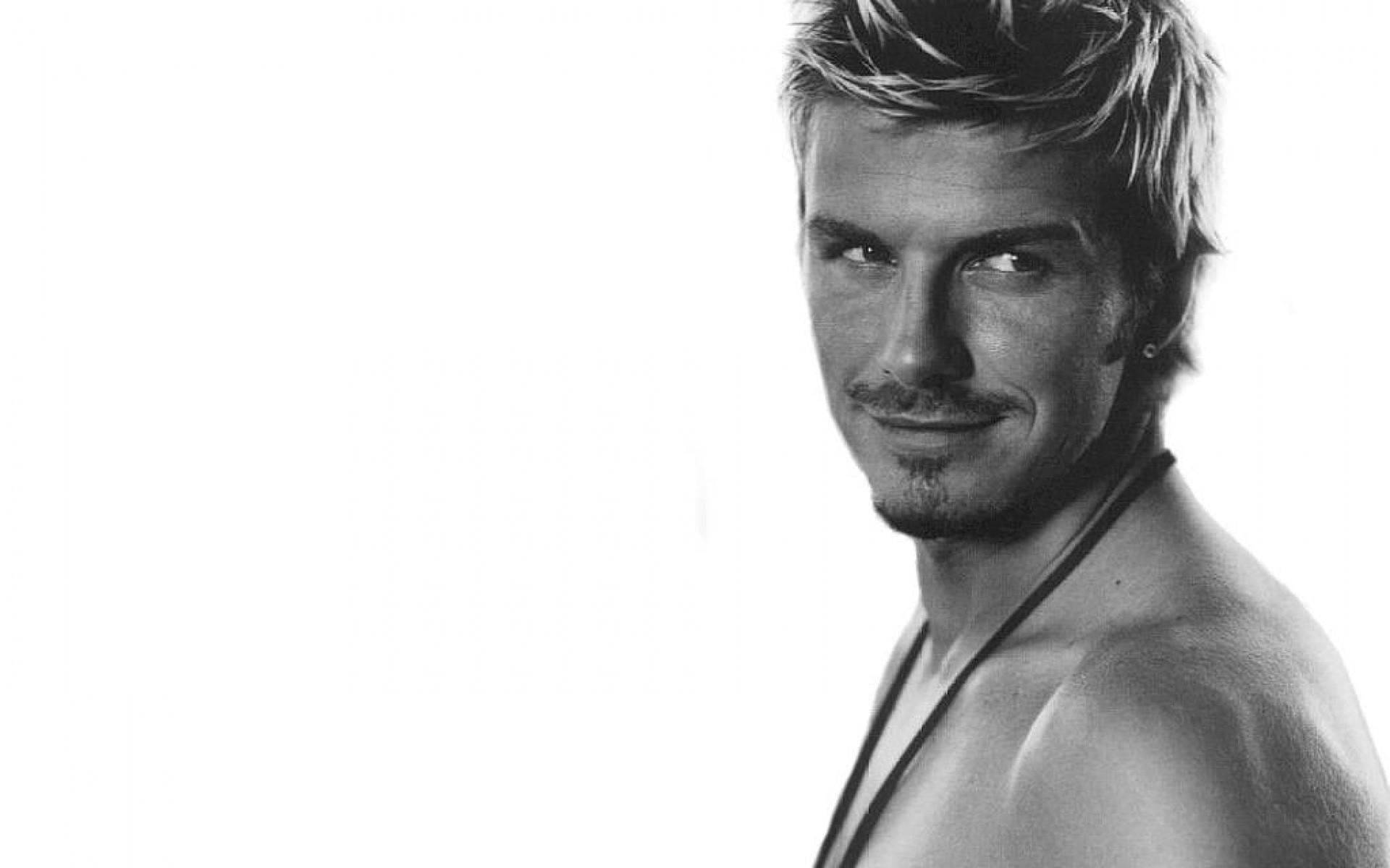 Res: 1920x1200, Black And White David Beckham Football Wallpaper Pics Wallpaper