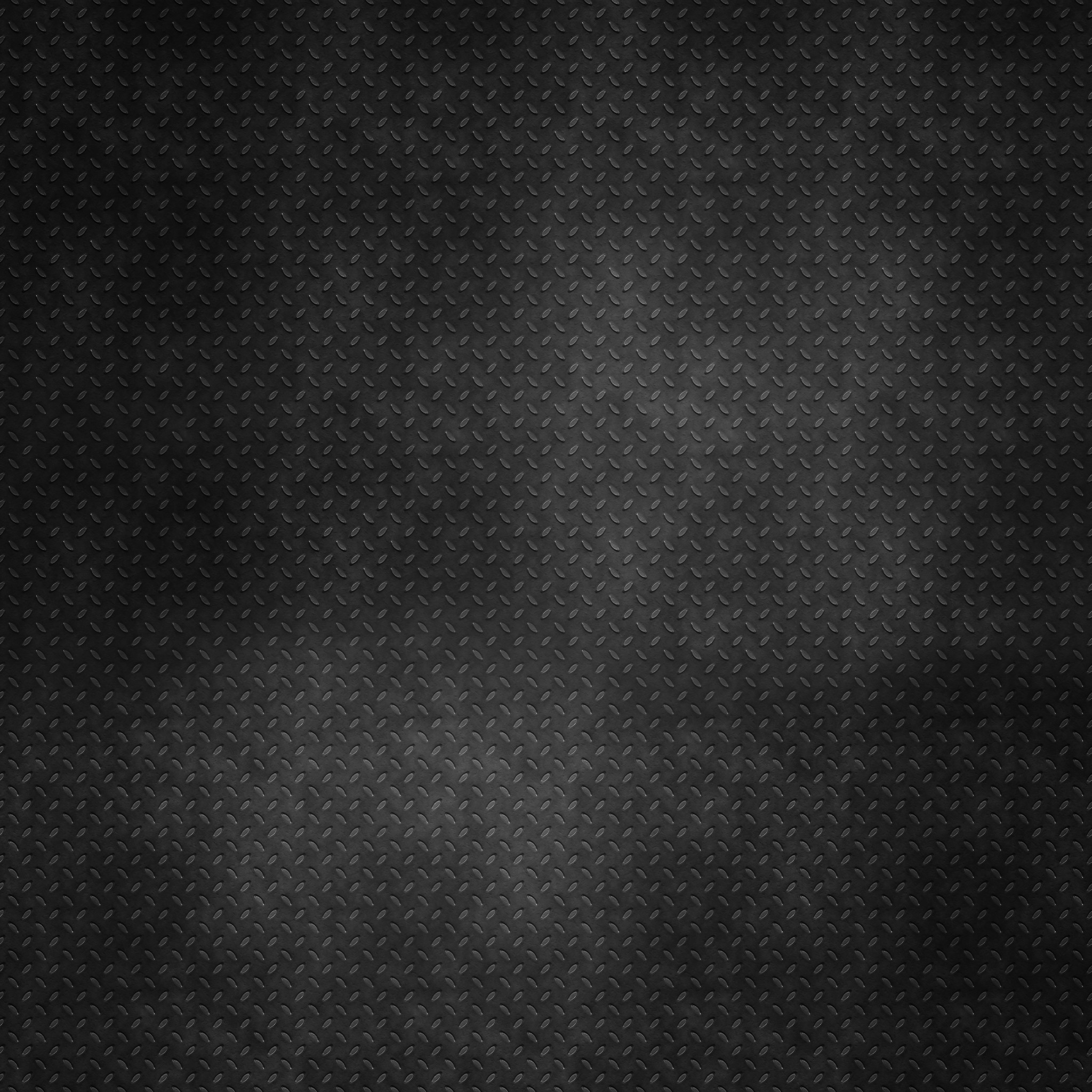 Res: 2048x2048, Black Metal Textured Background Abstract Wallpaper