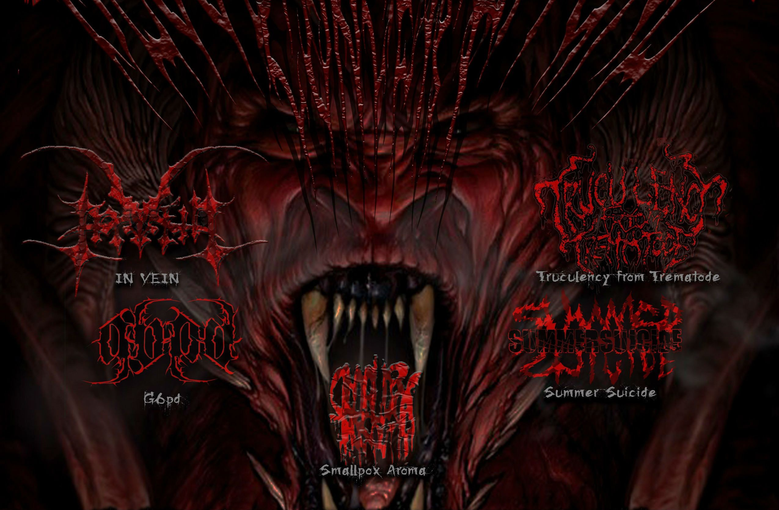 Res: 2550x1671, ... Death Metal HDQ Wallpapers - ZUC-Quality HD Wallpapers ...