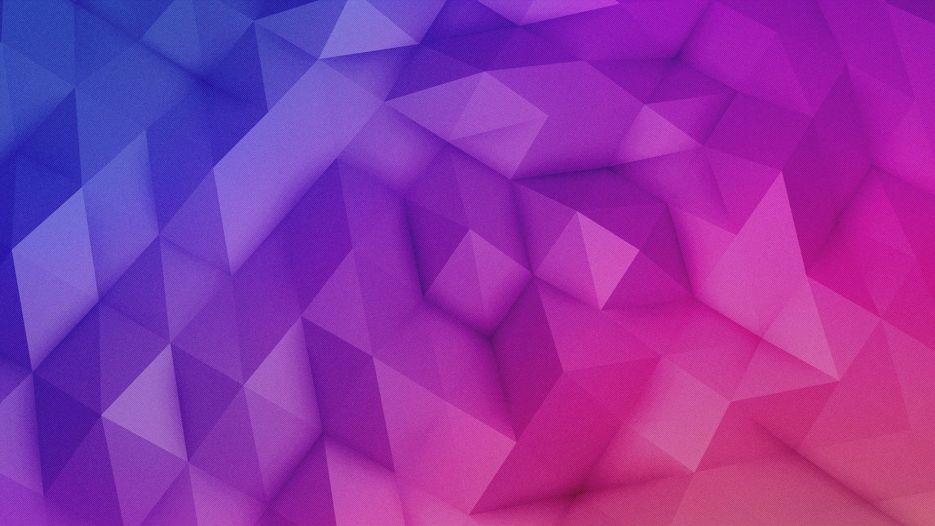 Res: 1920x1080, Geometry12 - Blue, purple and fuchsia Android wallpaper from  http://www.androidguys.com/