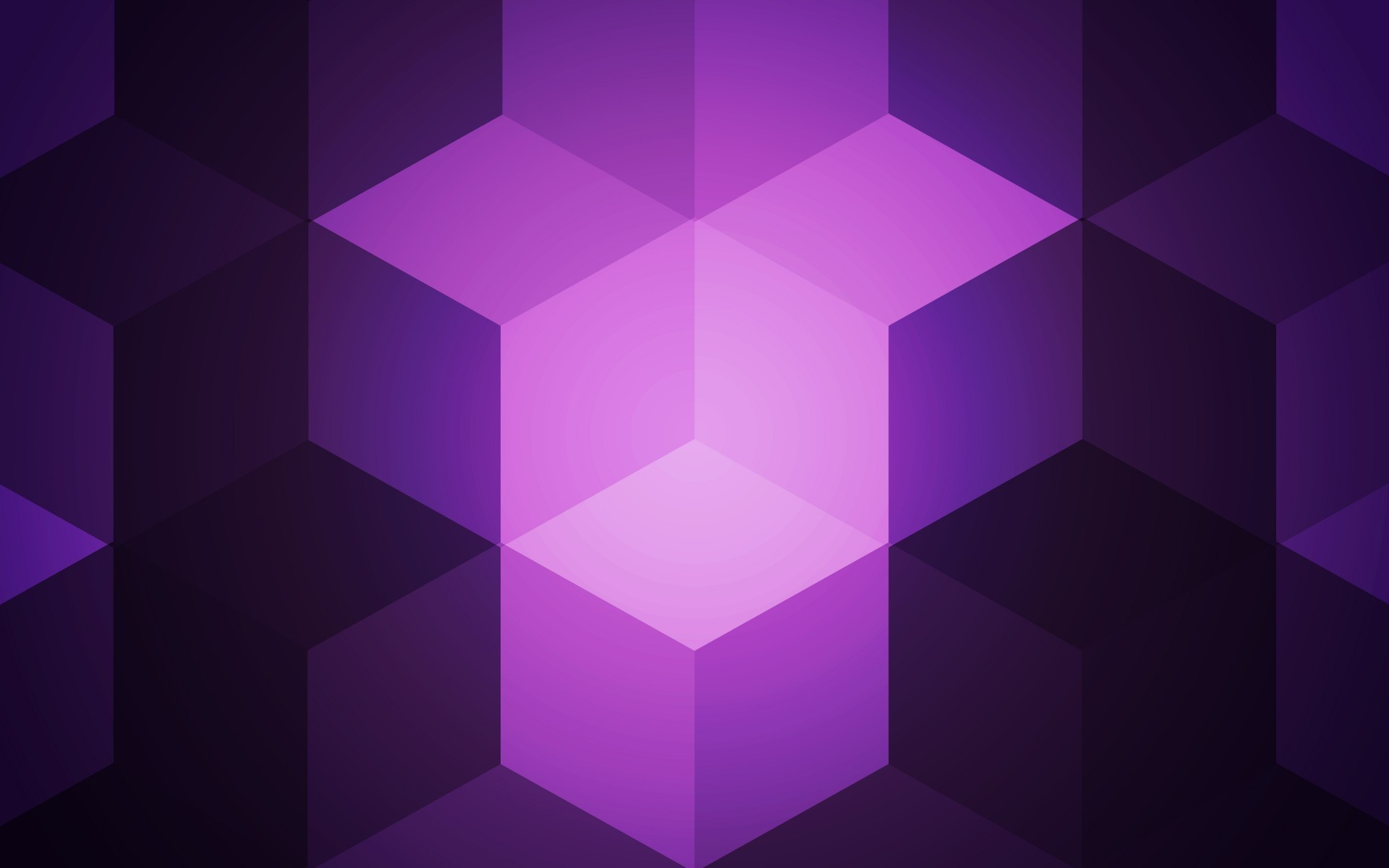 Res: 1920x1200, Abstract / Cubes Wallpaper