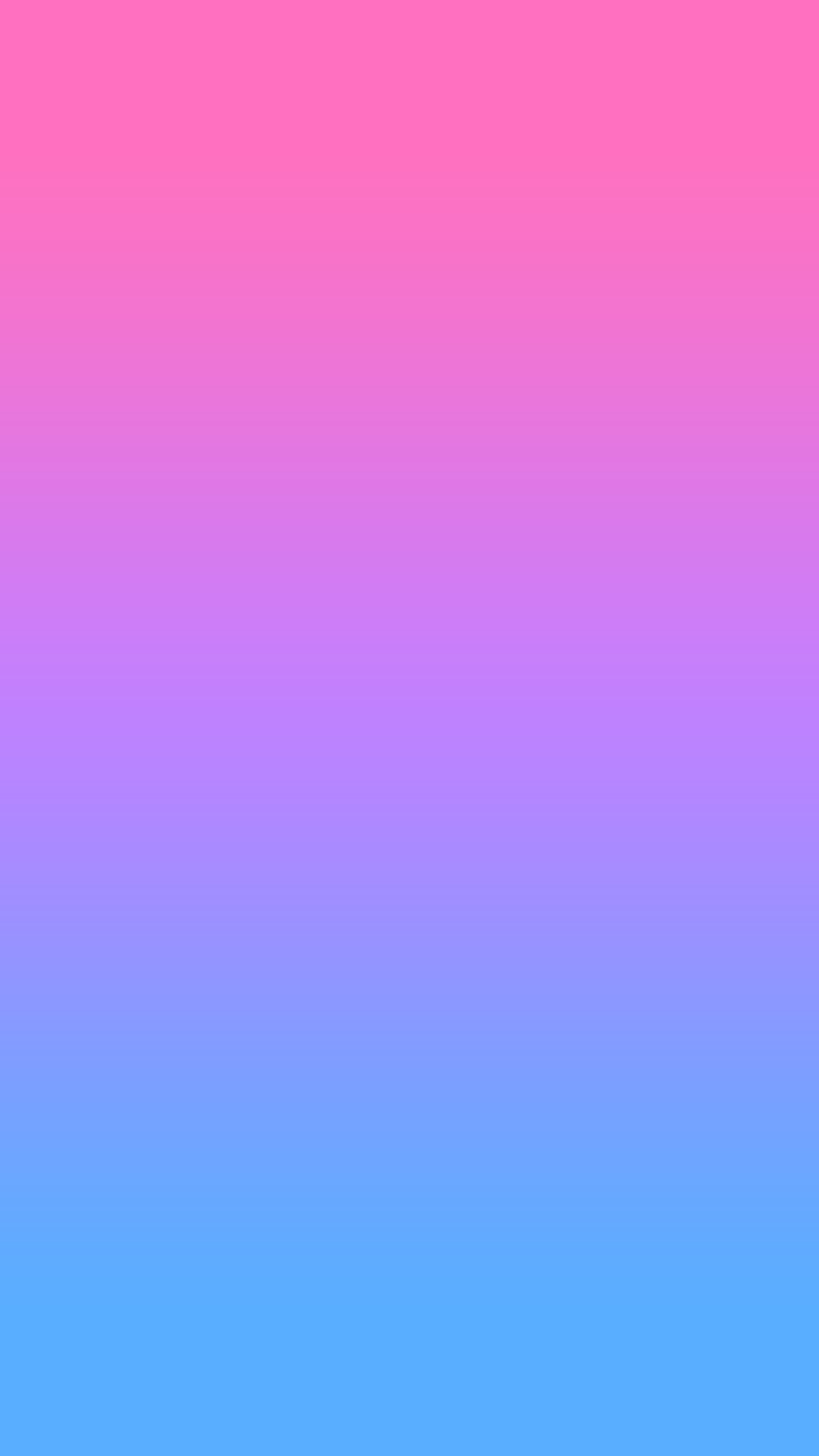 Res: 1242x2208, pink, purple, blue, violet, gradient, ombre, wallpaper, background, HD,  iPhone
