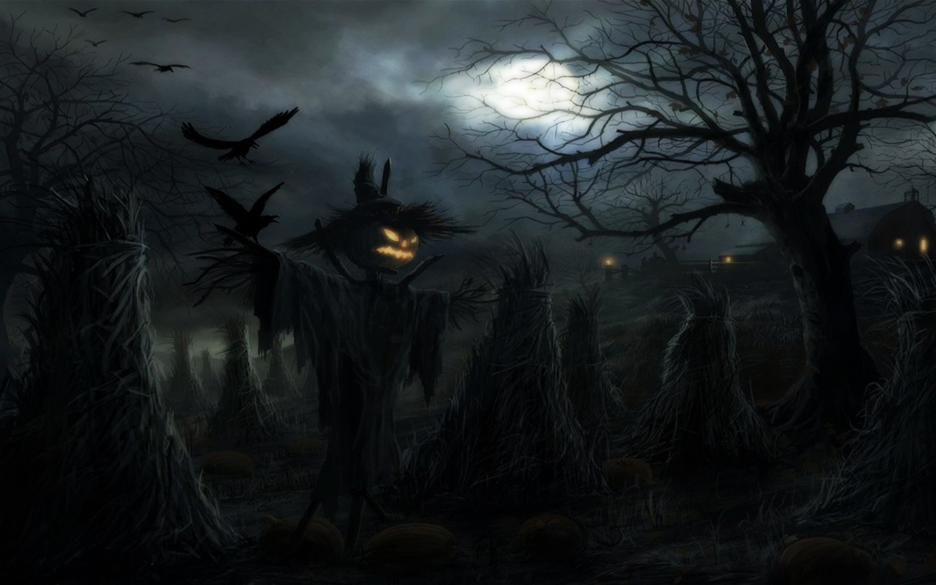 Res: 1920x1200, scary forest wallpaper #530569